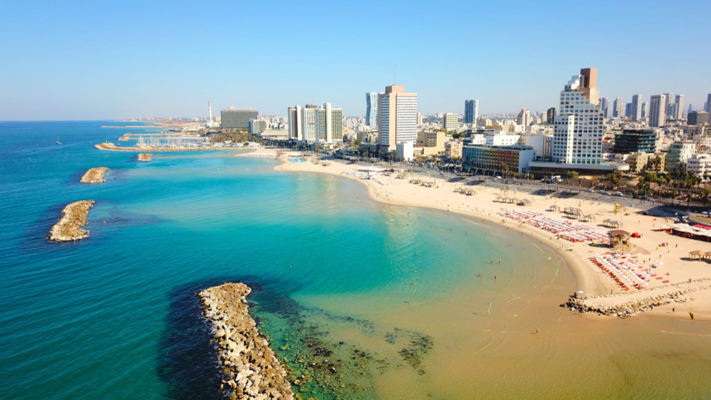 Tel Aviv - By popular demand: Tel Aviv Beach