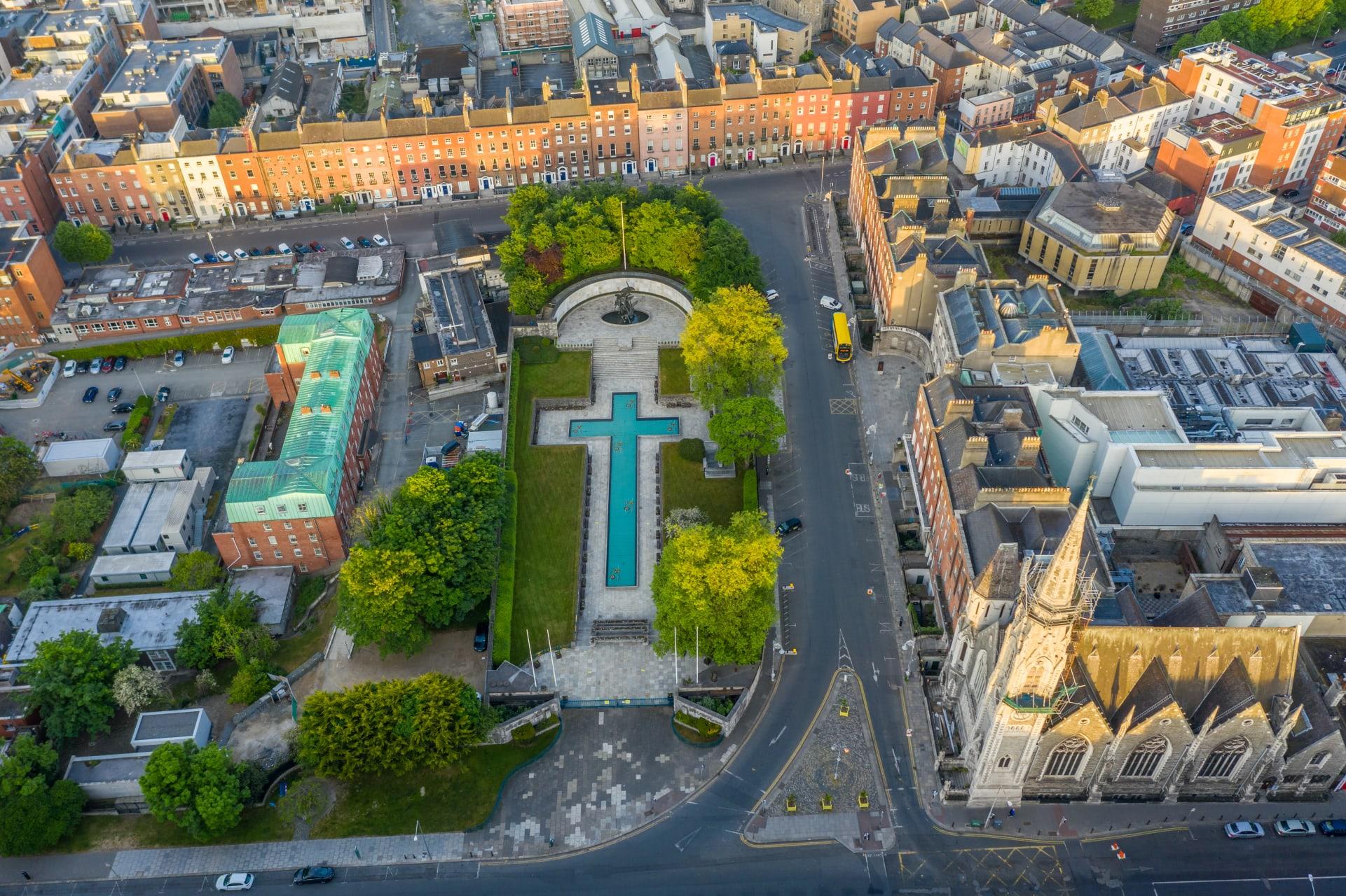 Dublin - The Great Landmarks of Dublin's North Inner City