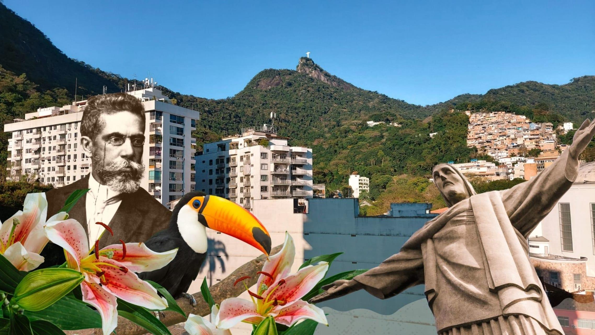 Rio de Janeiro - Treasures Under the Arms of Christ the Redeemer