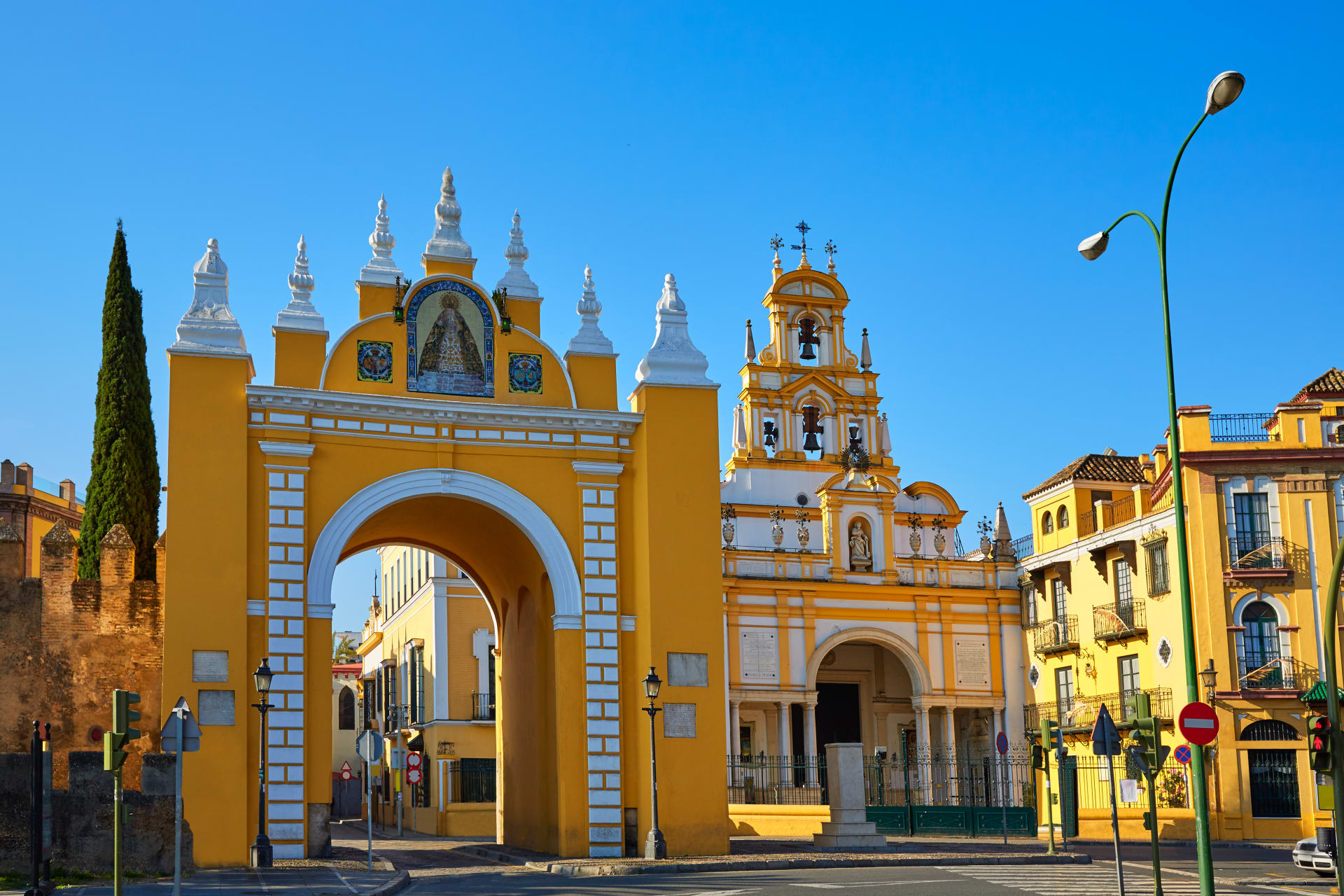 Seville - Explore Authentic Seville - Macarena District and the Moorish Wall