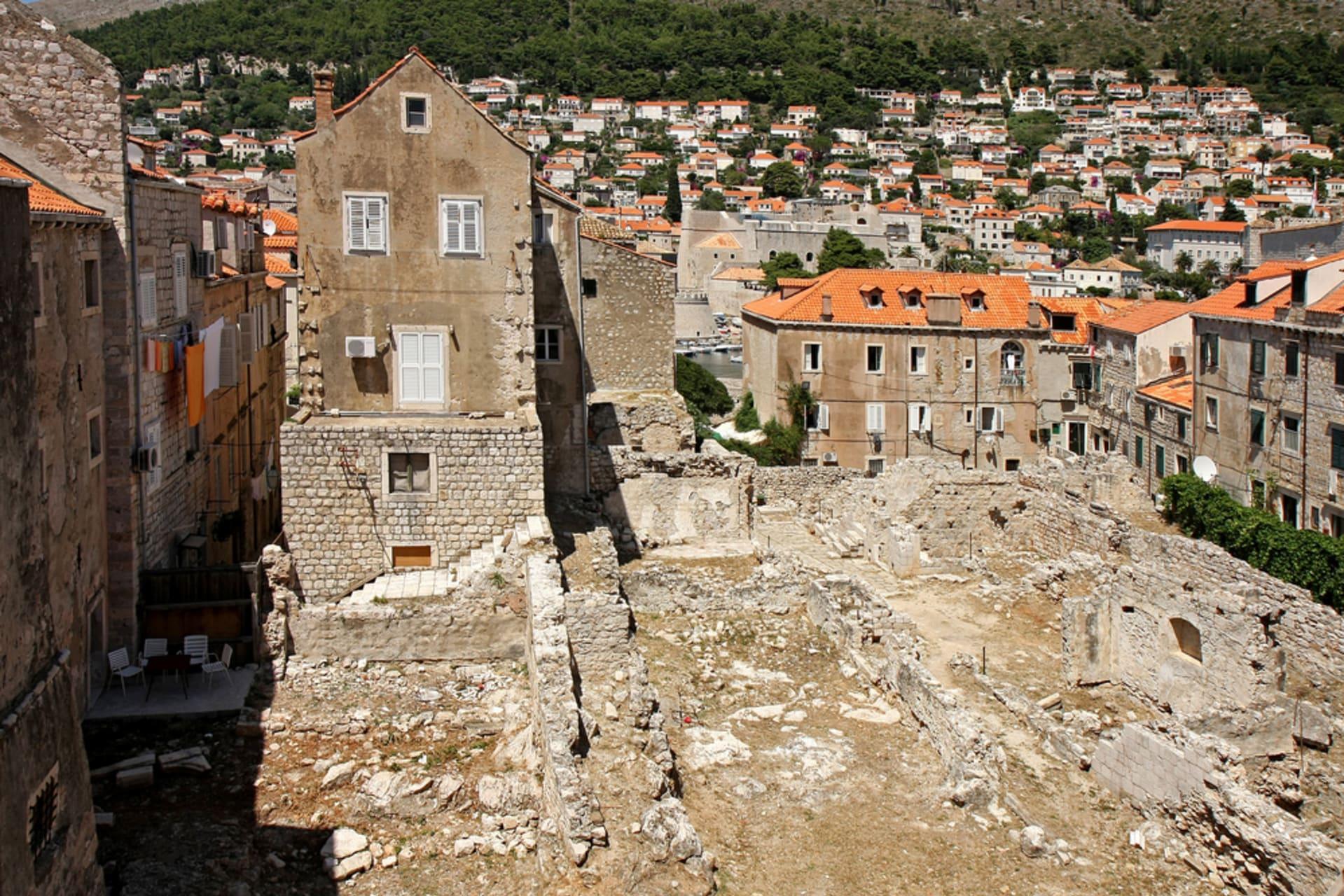 Dubrovnik - War in Dubrovnik 1991