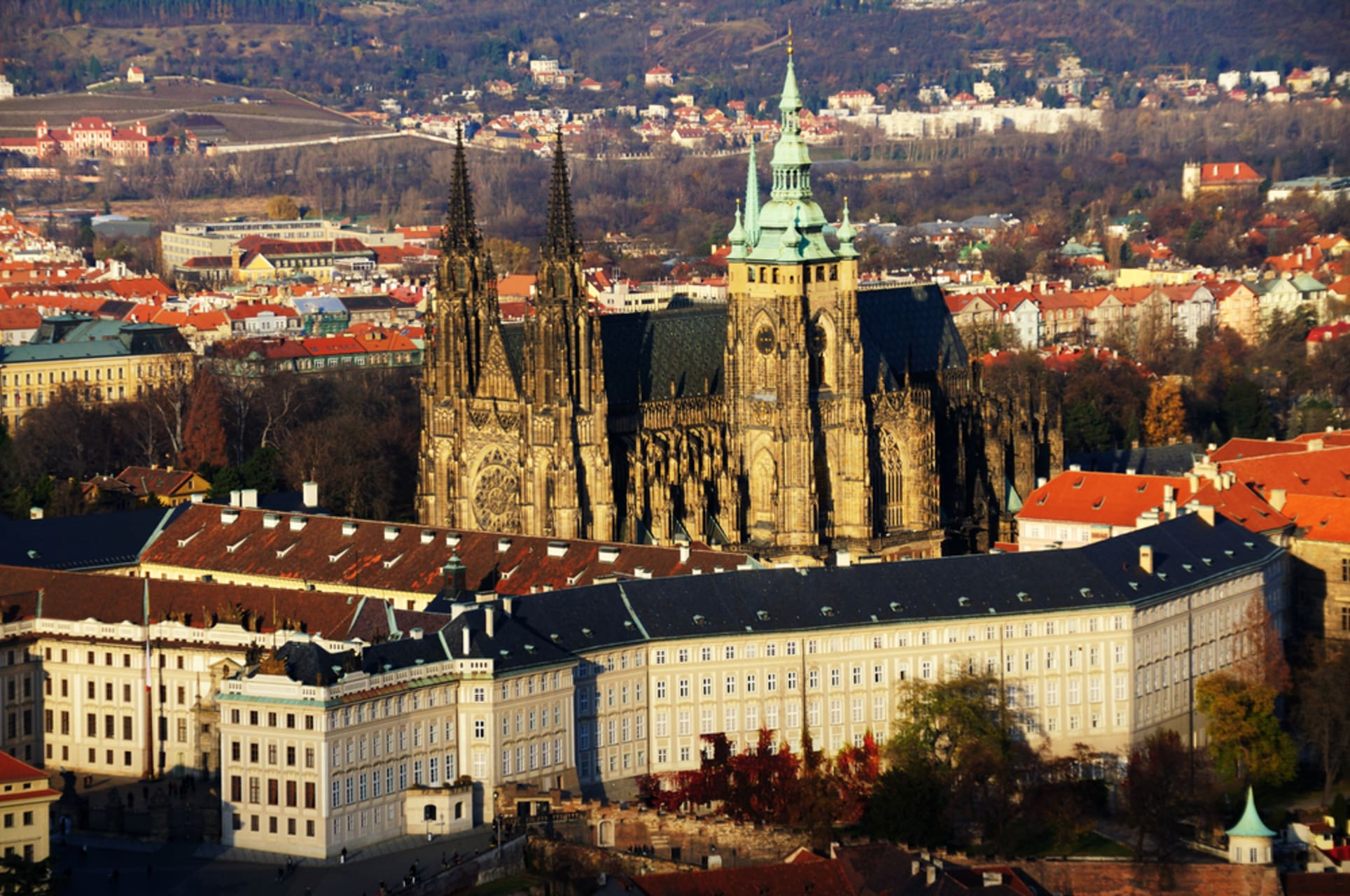 Prague - Mystery and Magic in Prague Castle District