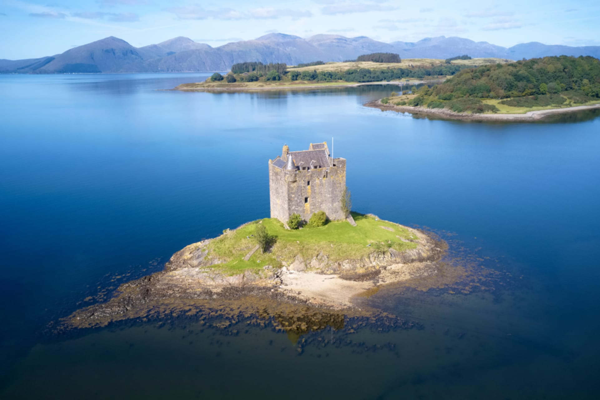 The Scottish Highlands - Appin: Castles, Seascapes & Bloody Clan Feuds