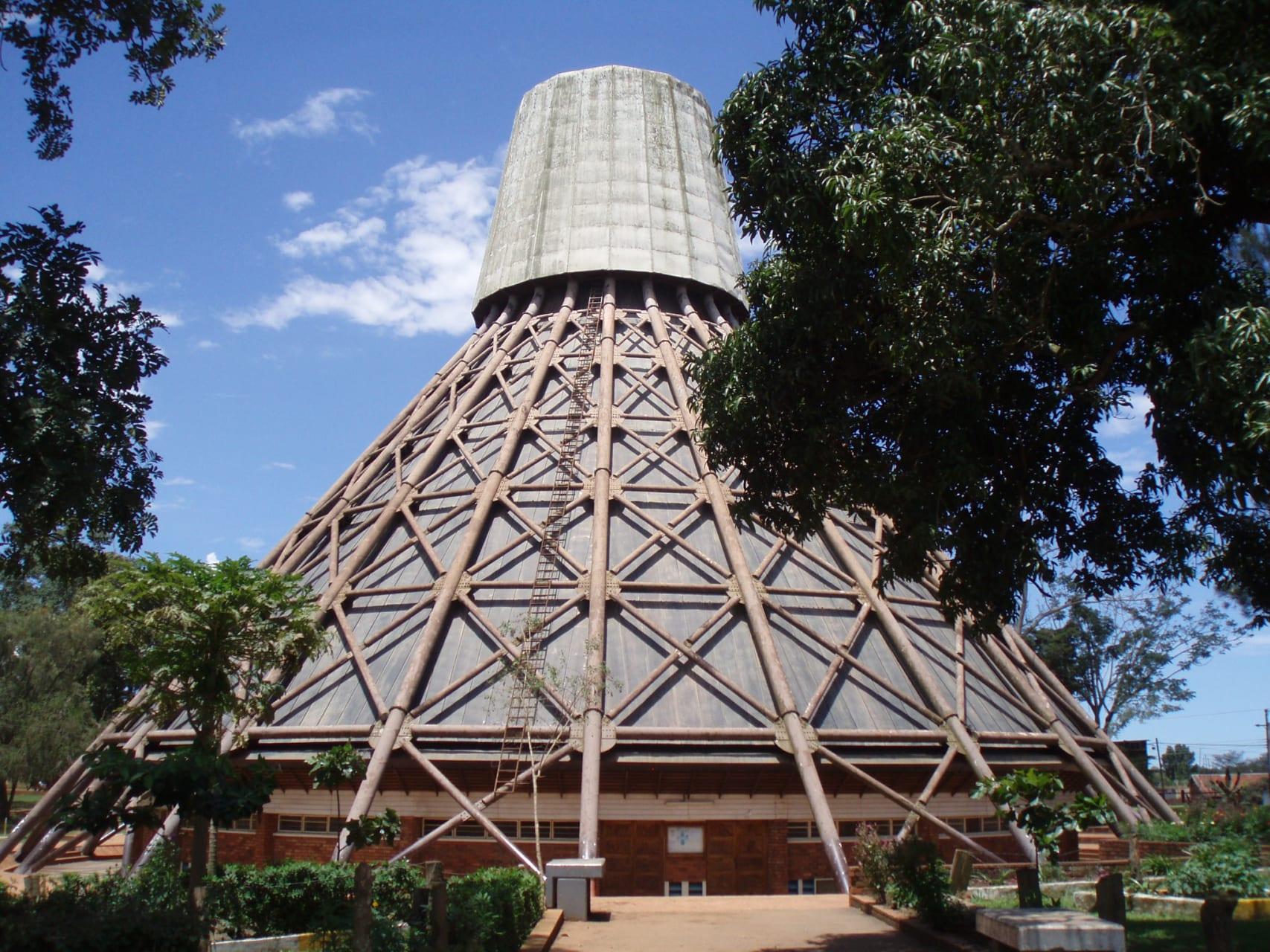 Kampala - The Martyrs Shrine - Namugongo