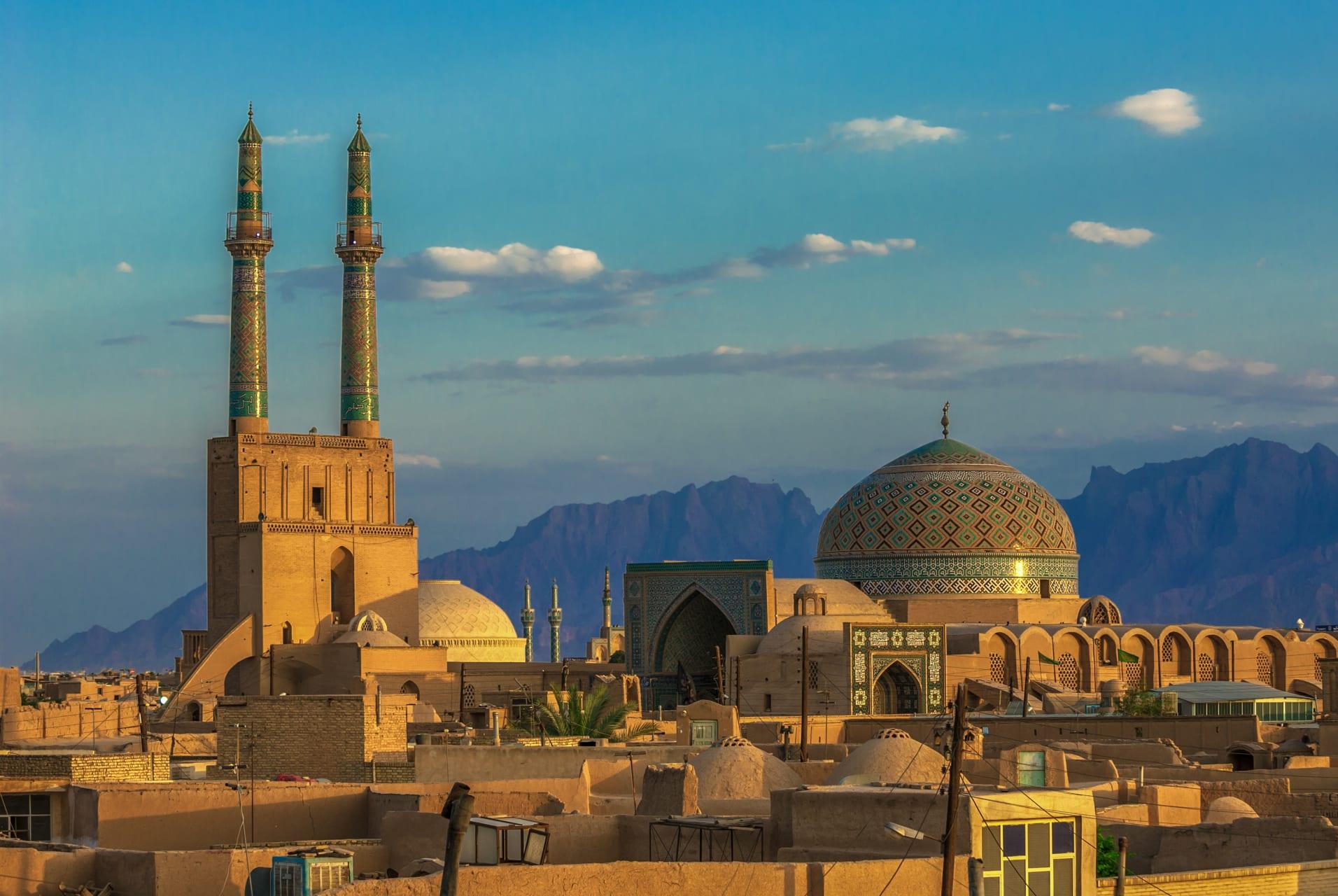 Yazd - Yazd Old Town