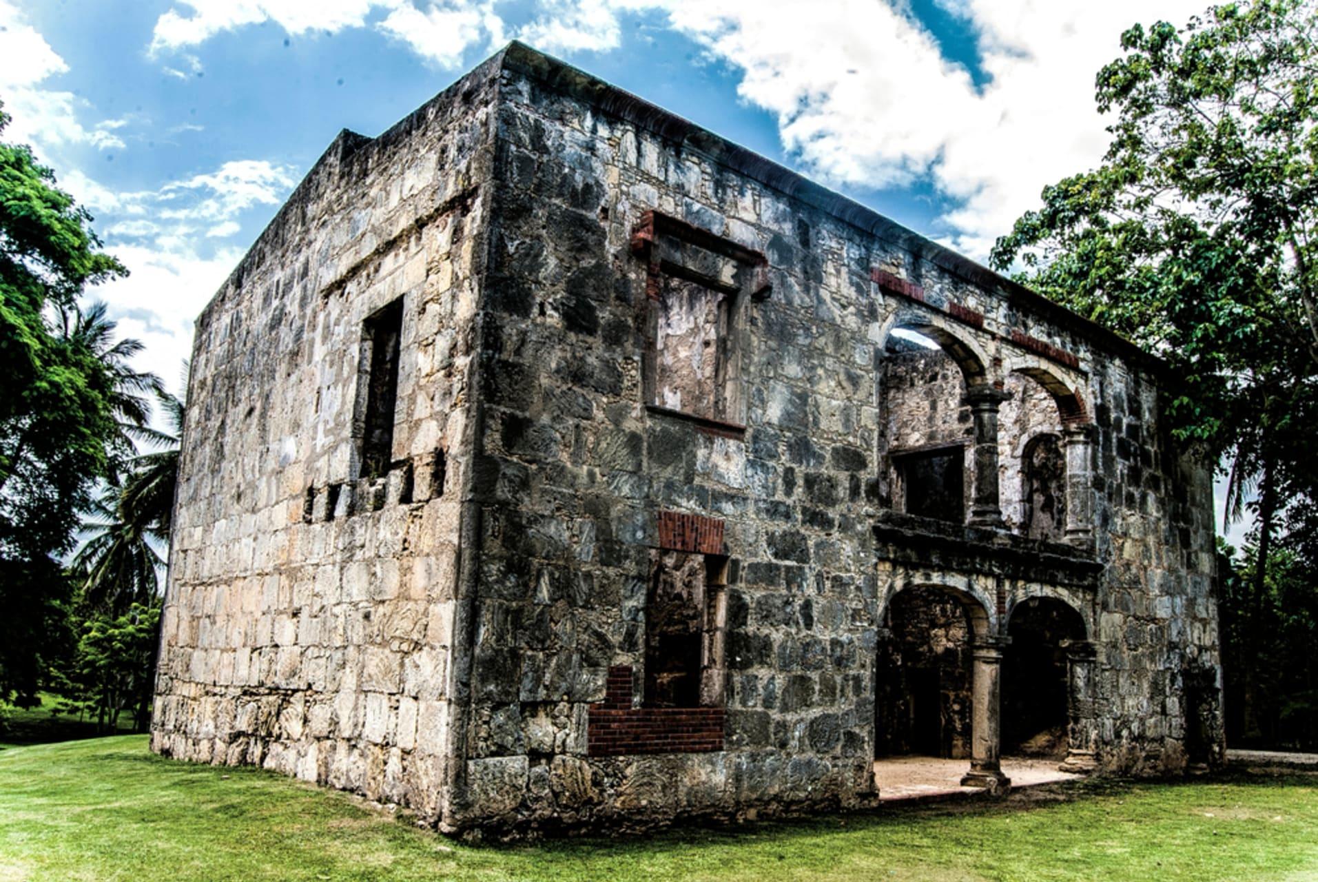 Santo Domingo - Engombe:  A 1519 Ex-Sugar Factory