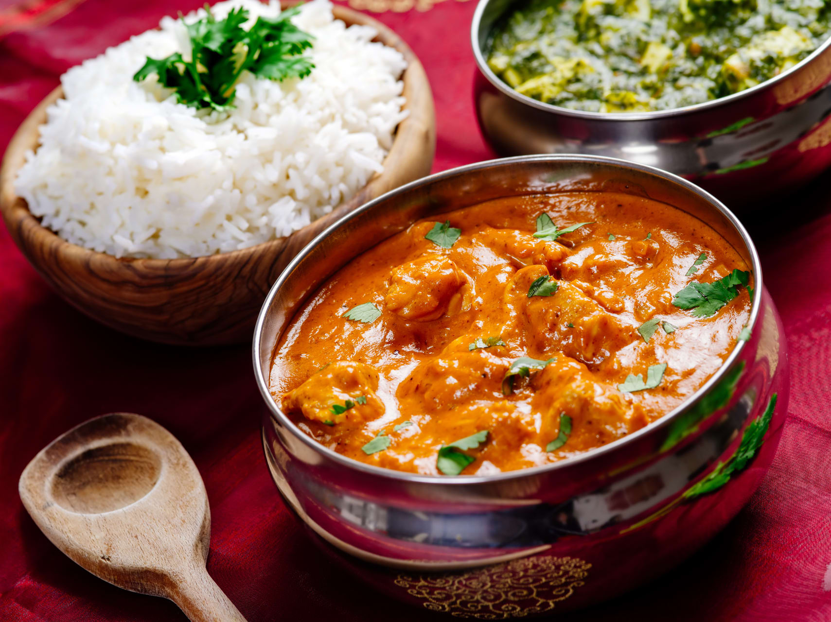 Delhi - Let's cook the most famous and delicious Indian Butter Chicken