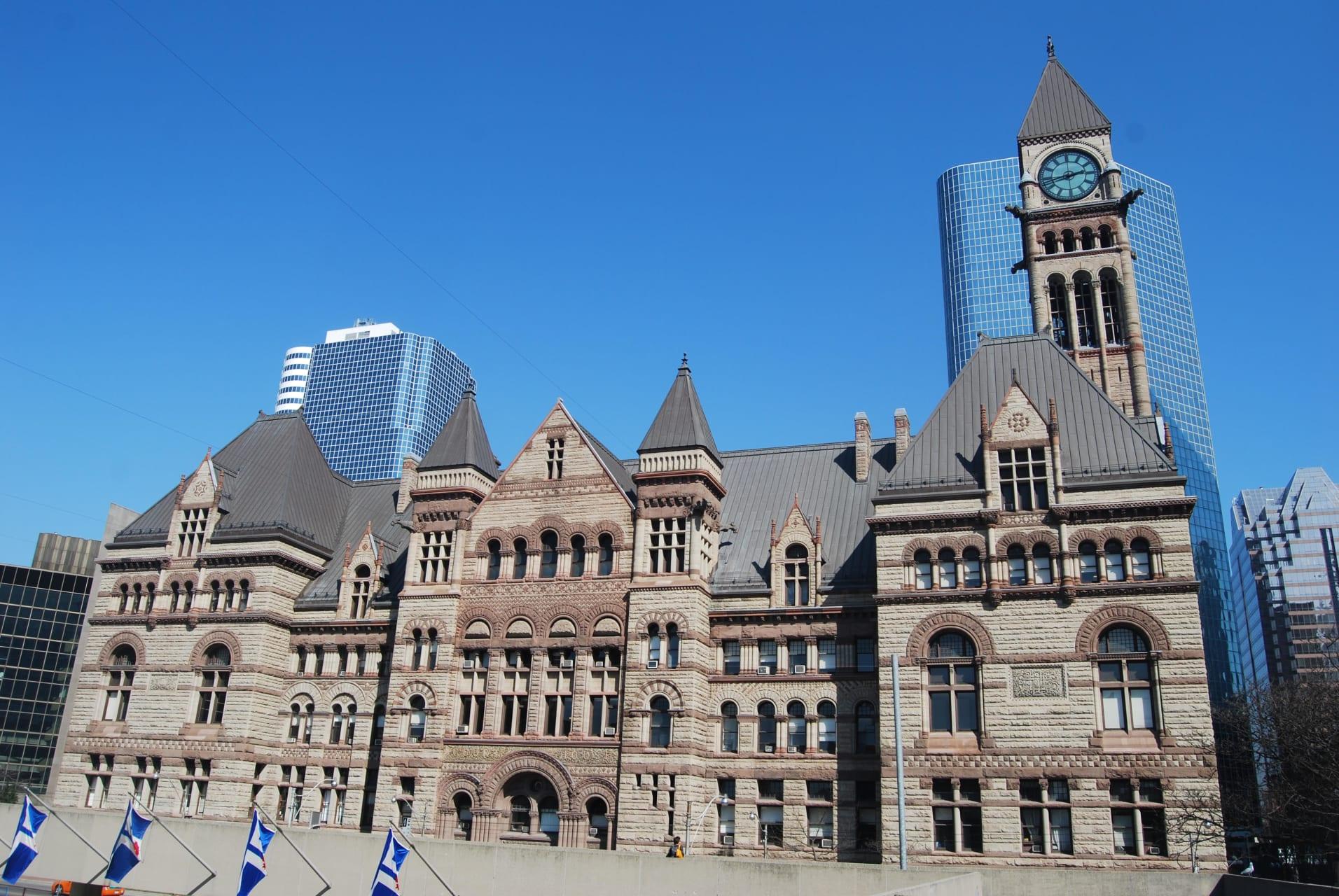 Greater Toronto Area - Toronto's Iconic Landmarks