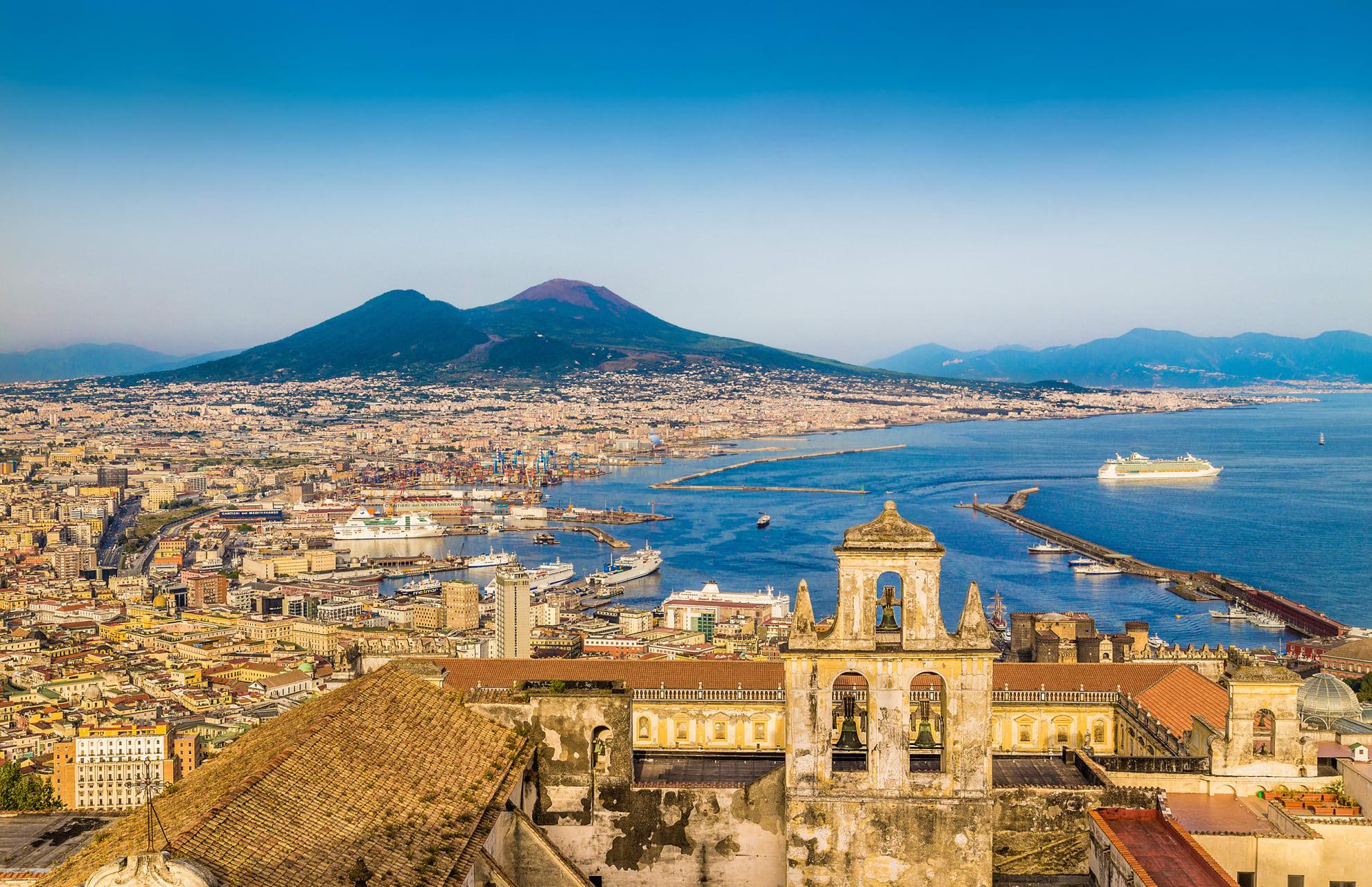 Campania - Archaeological Walks with Raffaele around Campania: Suprise Locations