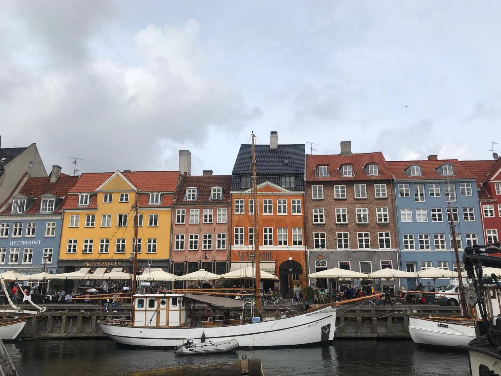 Copenhagen - To wonderful, wonderful Copenhagen Salty old queen of the sea