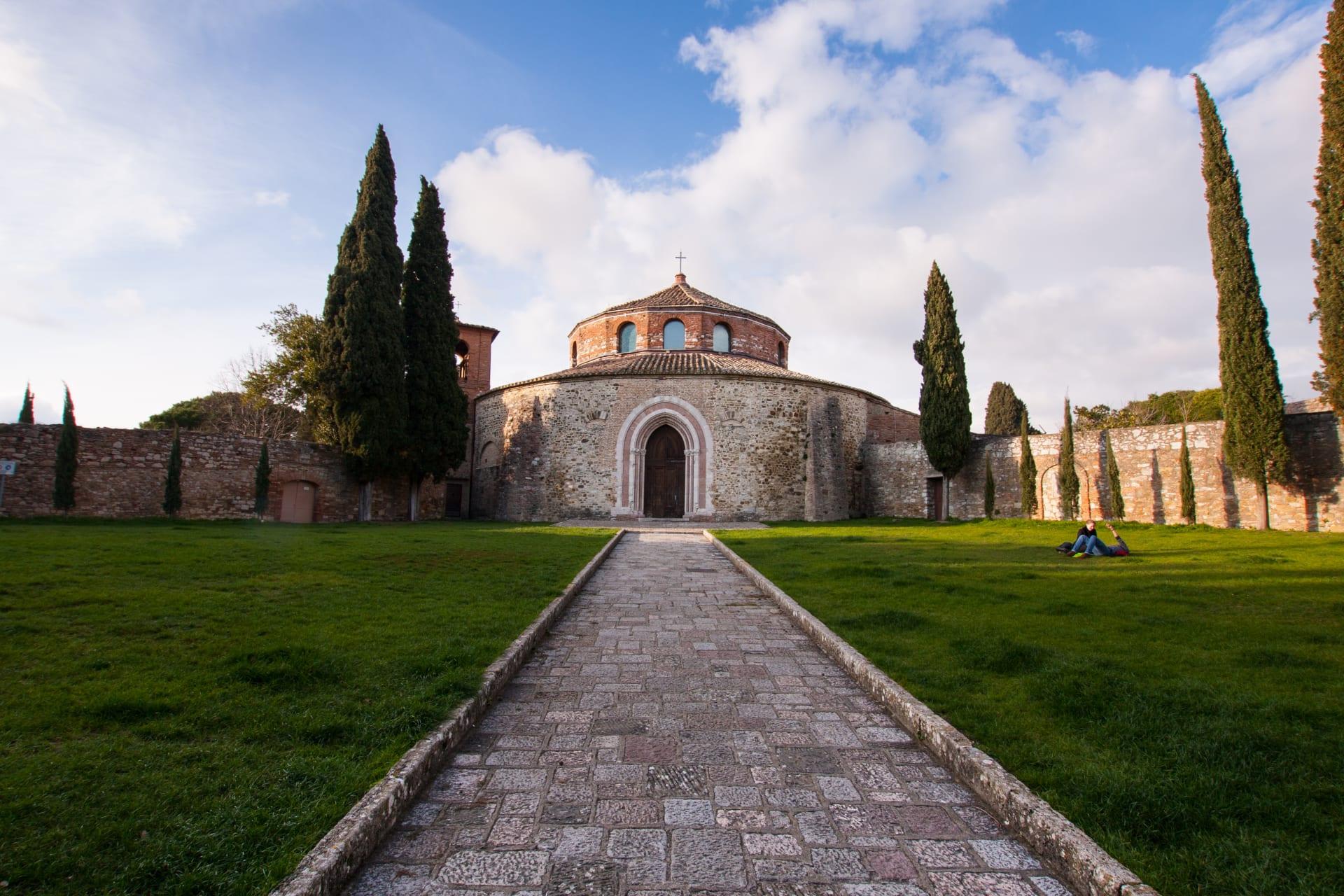 Perugia - Perugia 5 Colours - Red : Porta Sant'Angelo