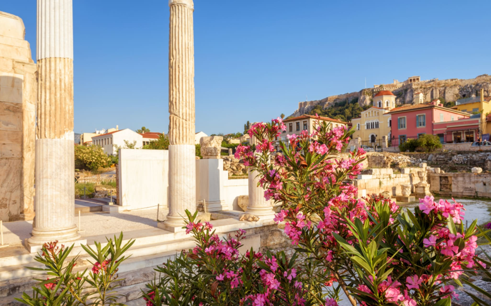 Athens - The Romans and the Monumental Landscape of Ancient Athens