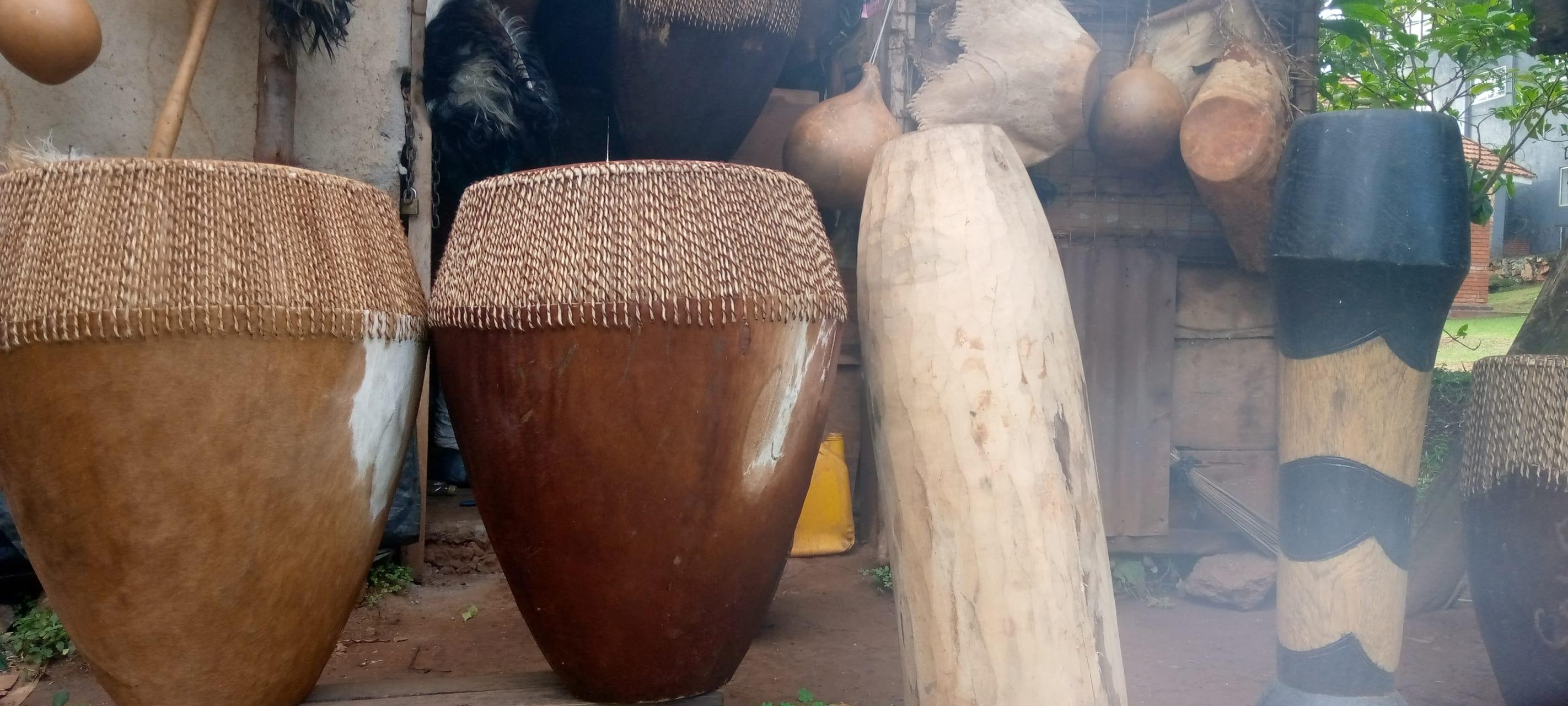Kampala - Culture I: It's Drums, Sounds & Footwork
