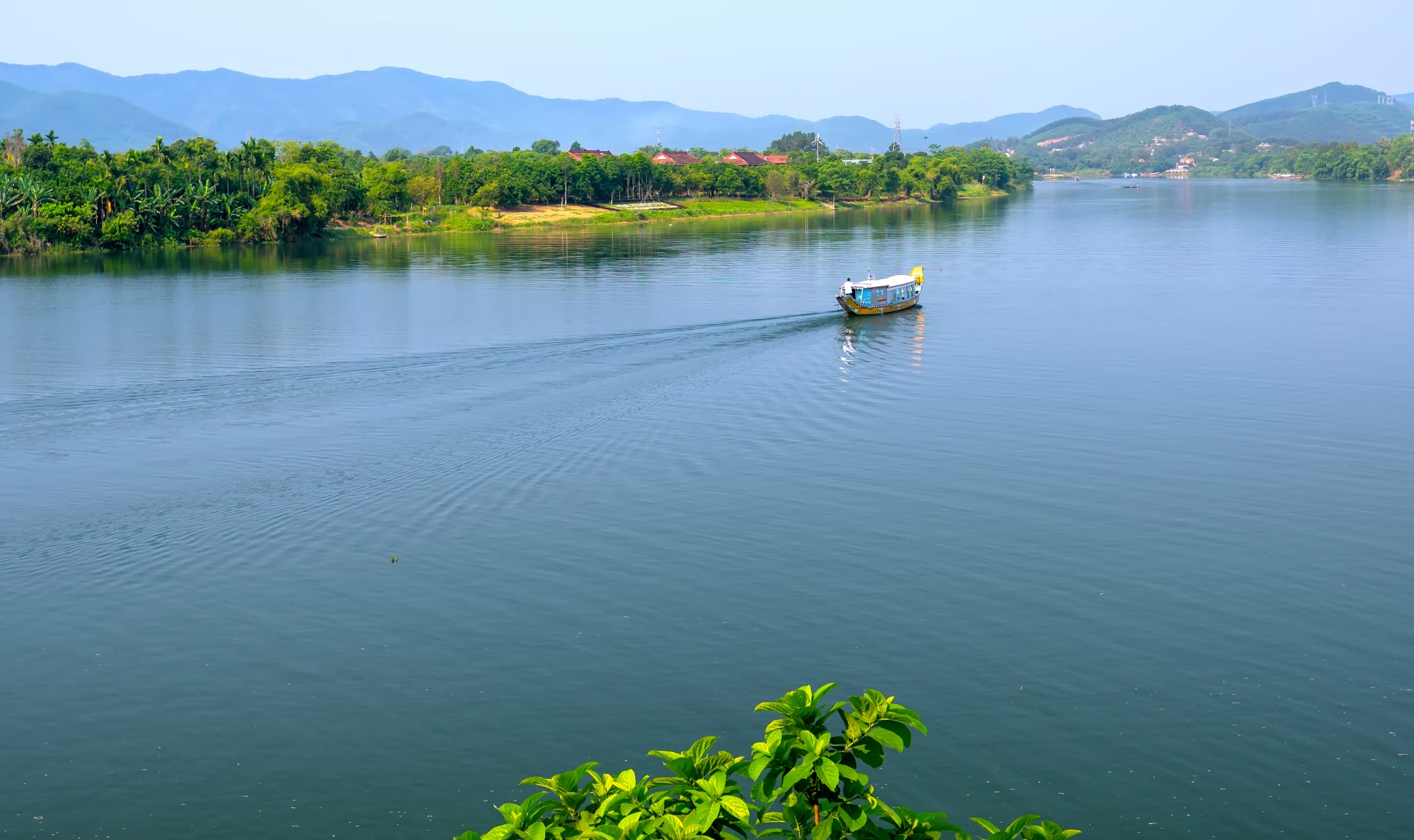 Hue - Discovering Huế - Day 5: The Perfume River