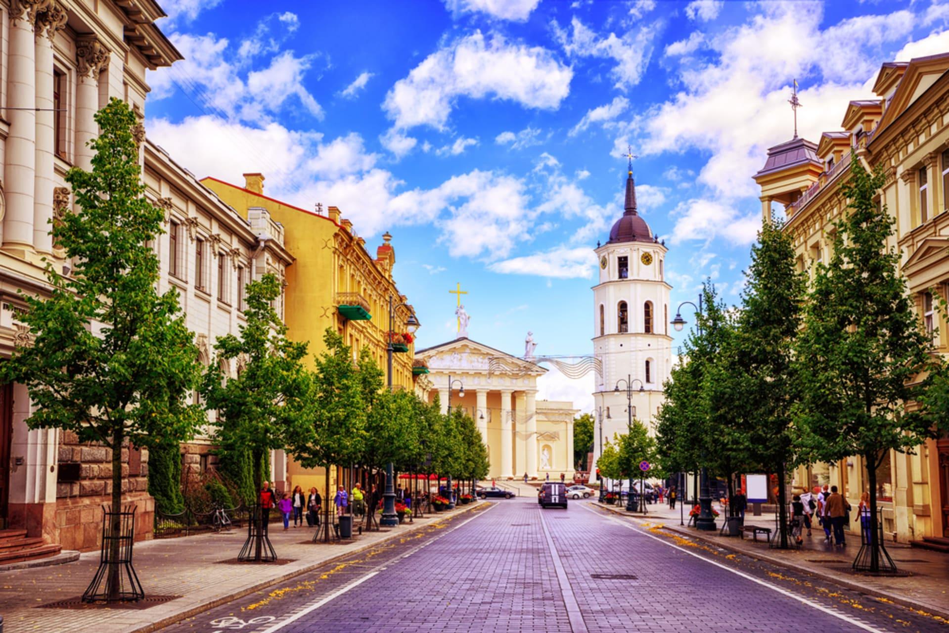 Vilnius - Vilnius Old Town Highlights. Part One