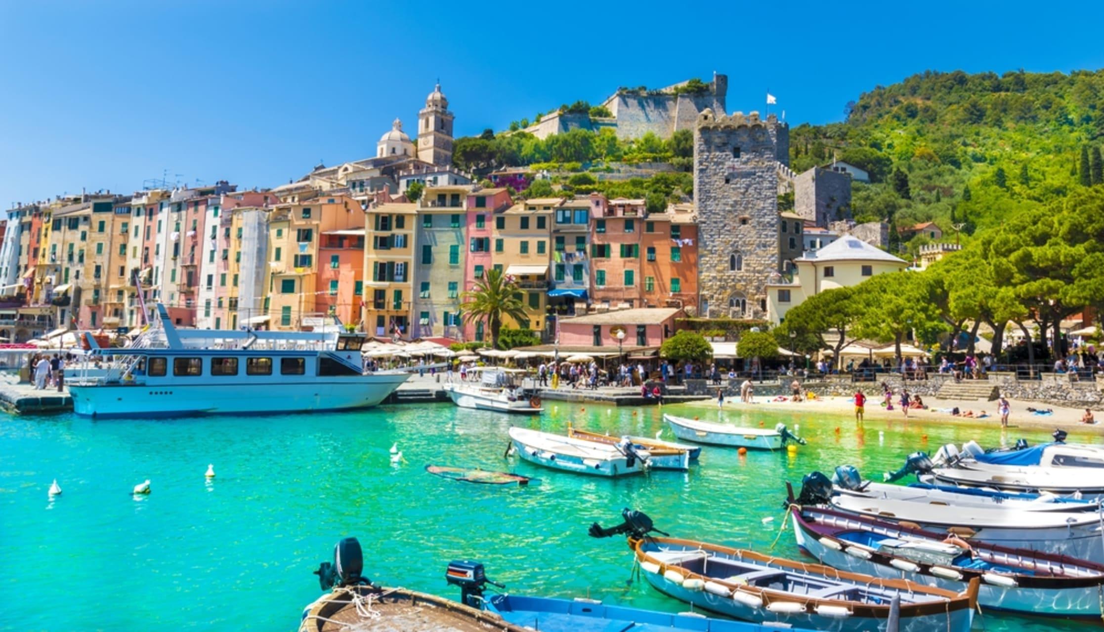 Cinque Terre & Portovenere - Portovenere: The Pearl of The Gulf of Poets
