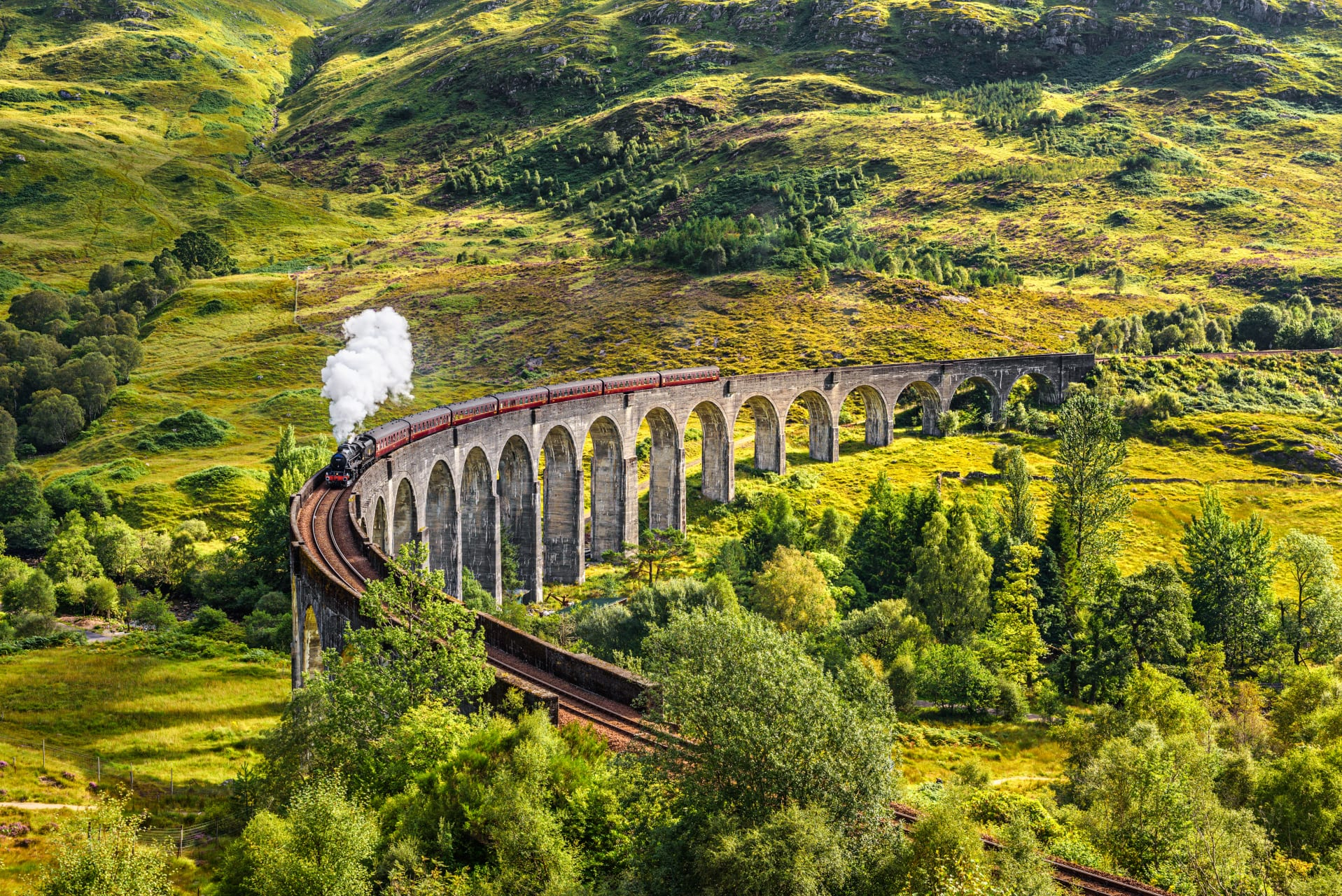 The Scottish Highlands - From Prince to Potter: A History of Glenfinnan