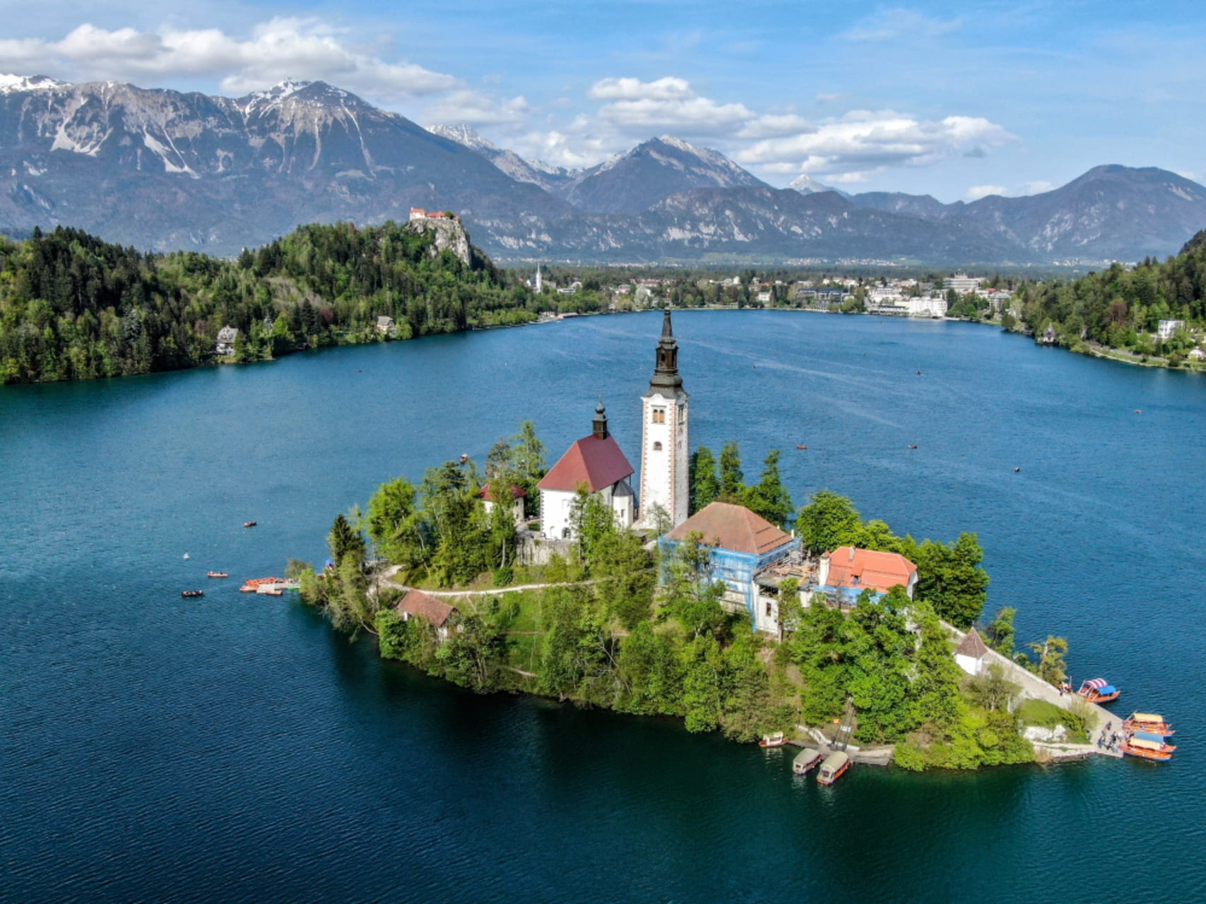 Bled - Trains, Diplomats and Olympic Medals