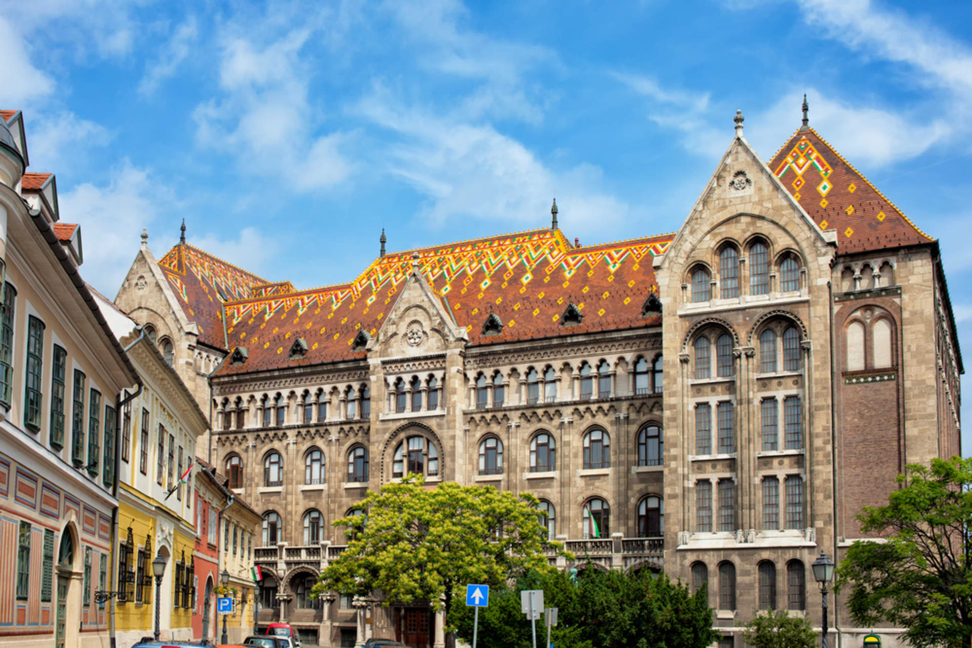 Budapest - Budapest's Jewish Legacy: The Buda Castle's Northern Tip