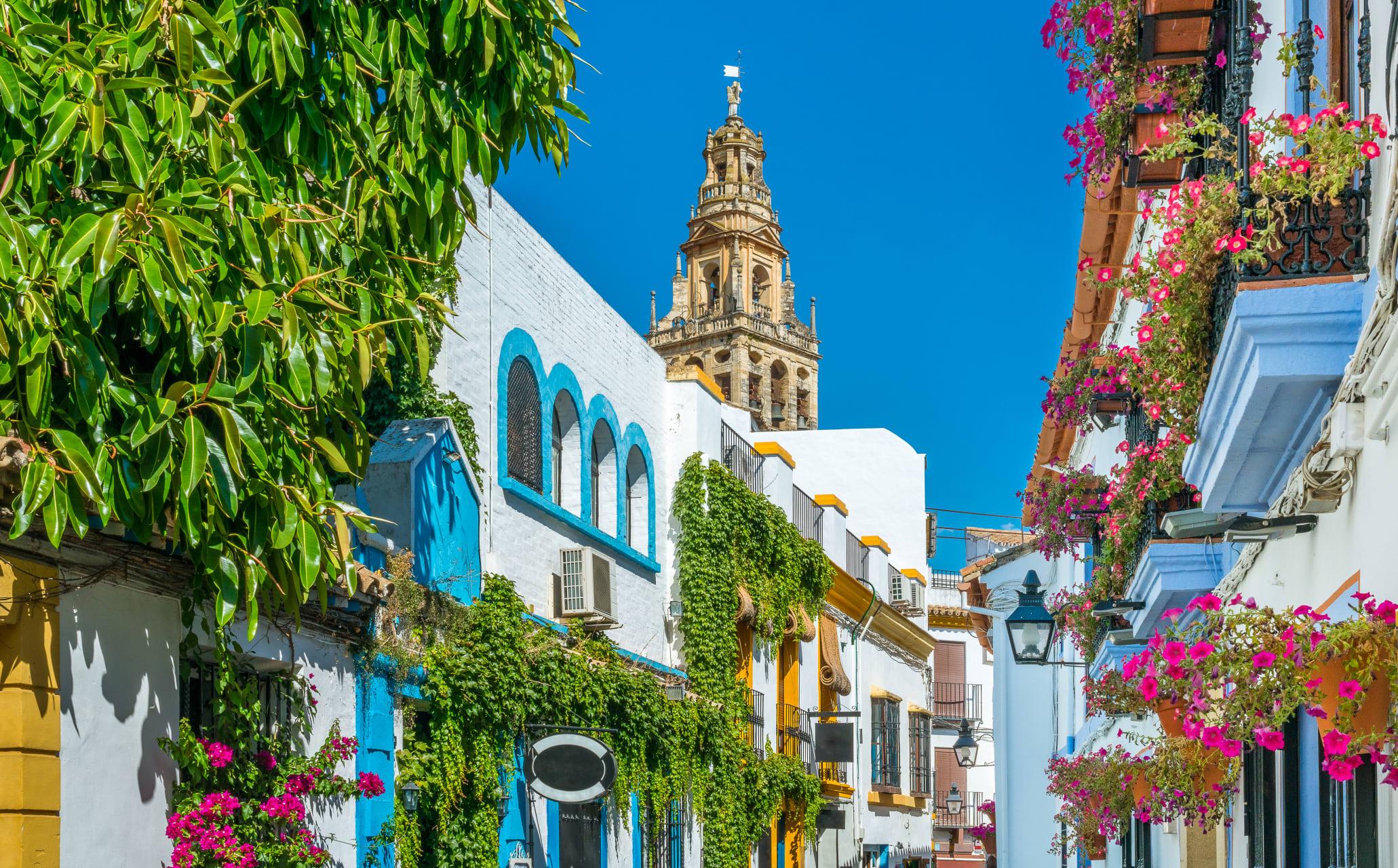Córdoba - The Jewish Quarter of Córdoba