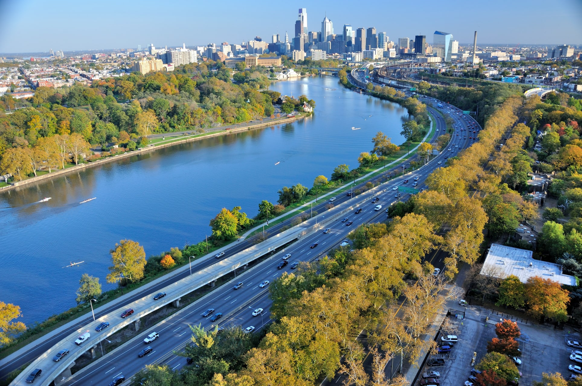 Philadelphia - Rivers, Royalty and Rocky Balboa: Philadelphia's Schuylkill River