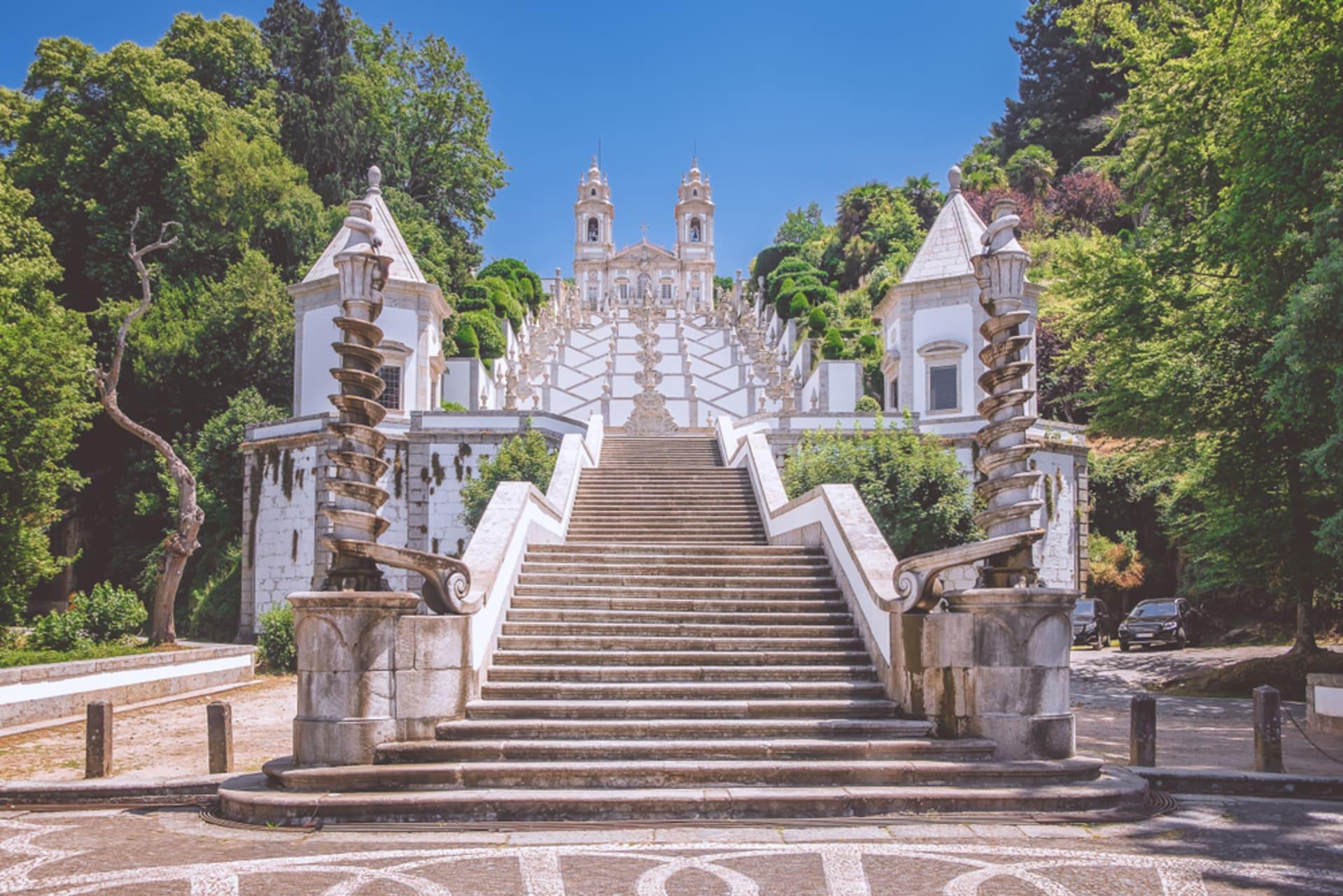 Braga - Bom Jesus do Monte Shrine