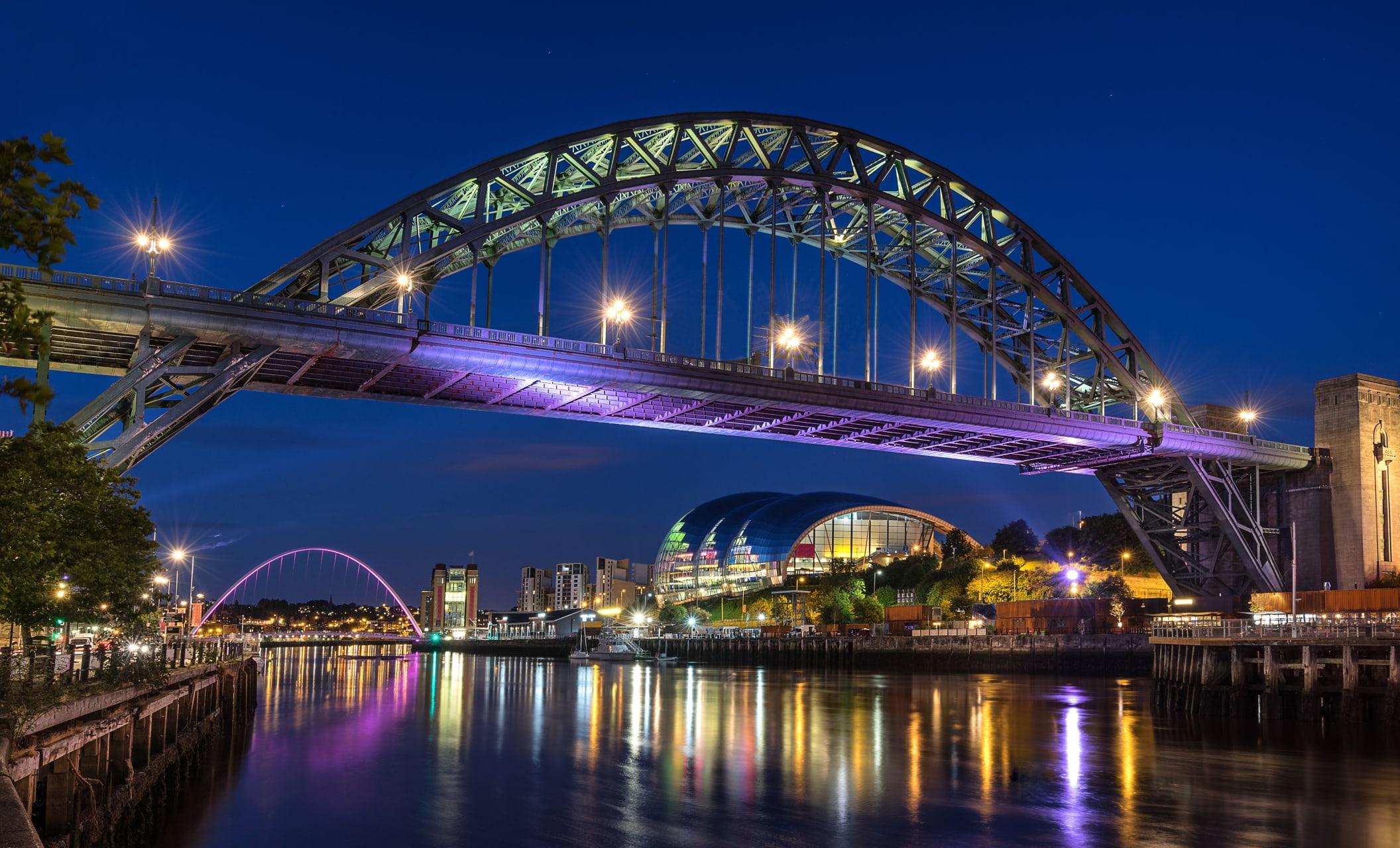 Newcastle - Once Upon a Tyne