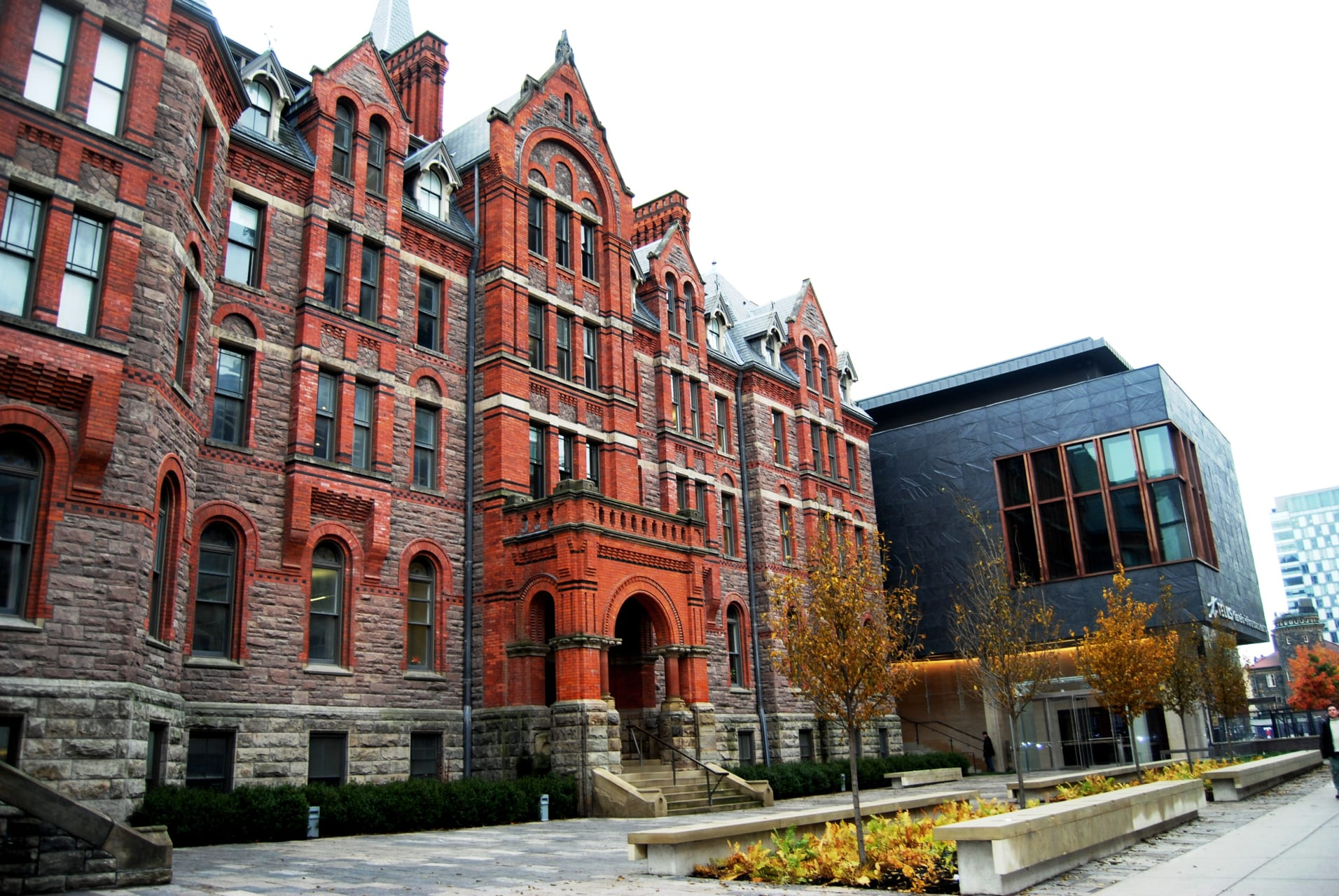 Greater Toronto Area - Exploring the Bloor St. Cultural District