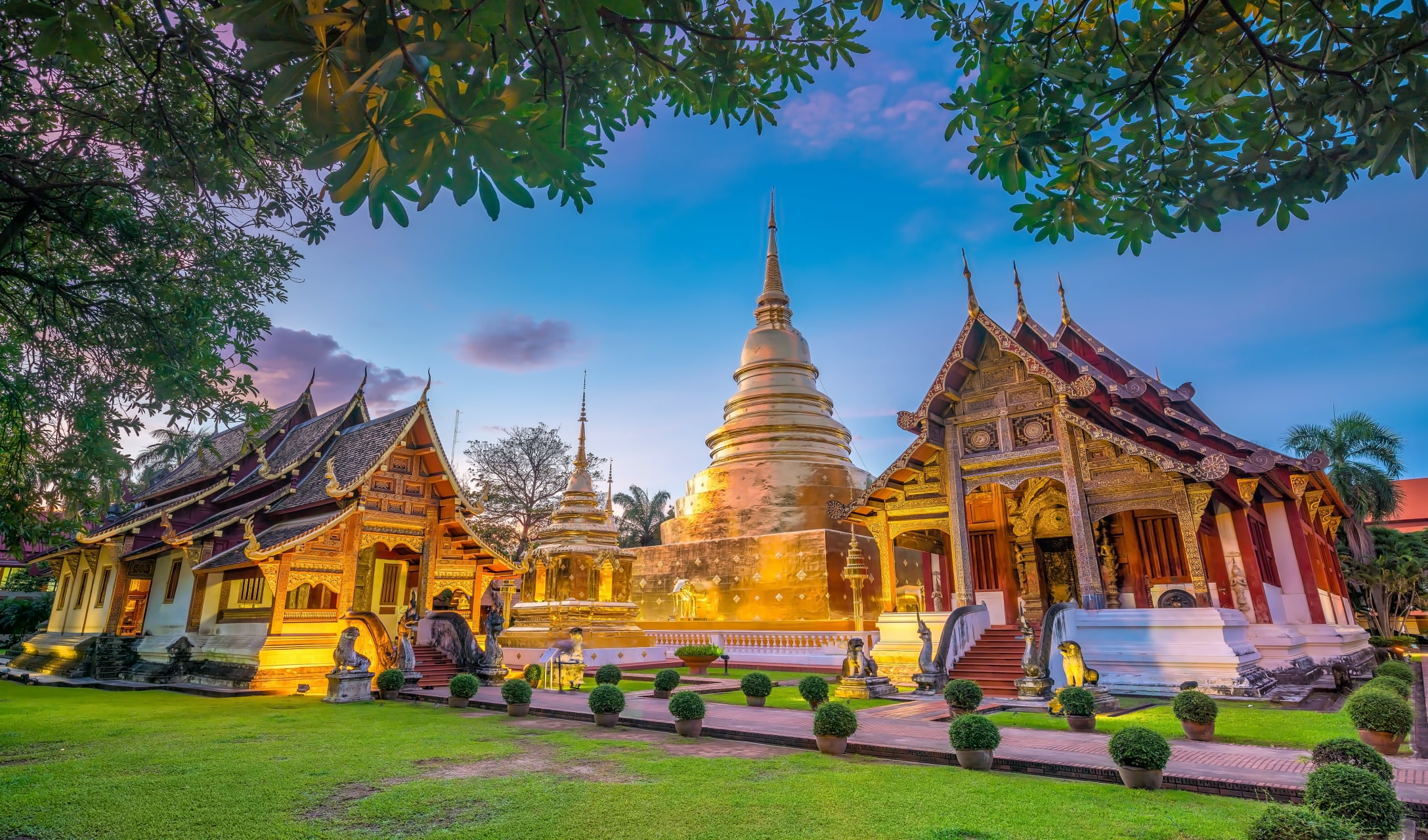 Chiang Mai - Wat Phra Sing, the Most Significant Temple of Lanna