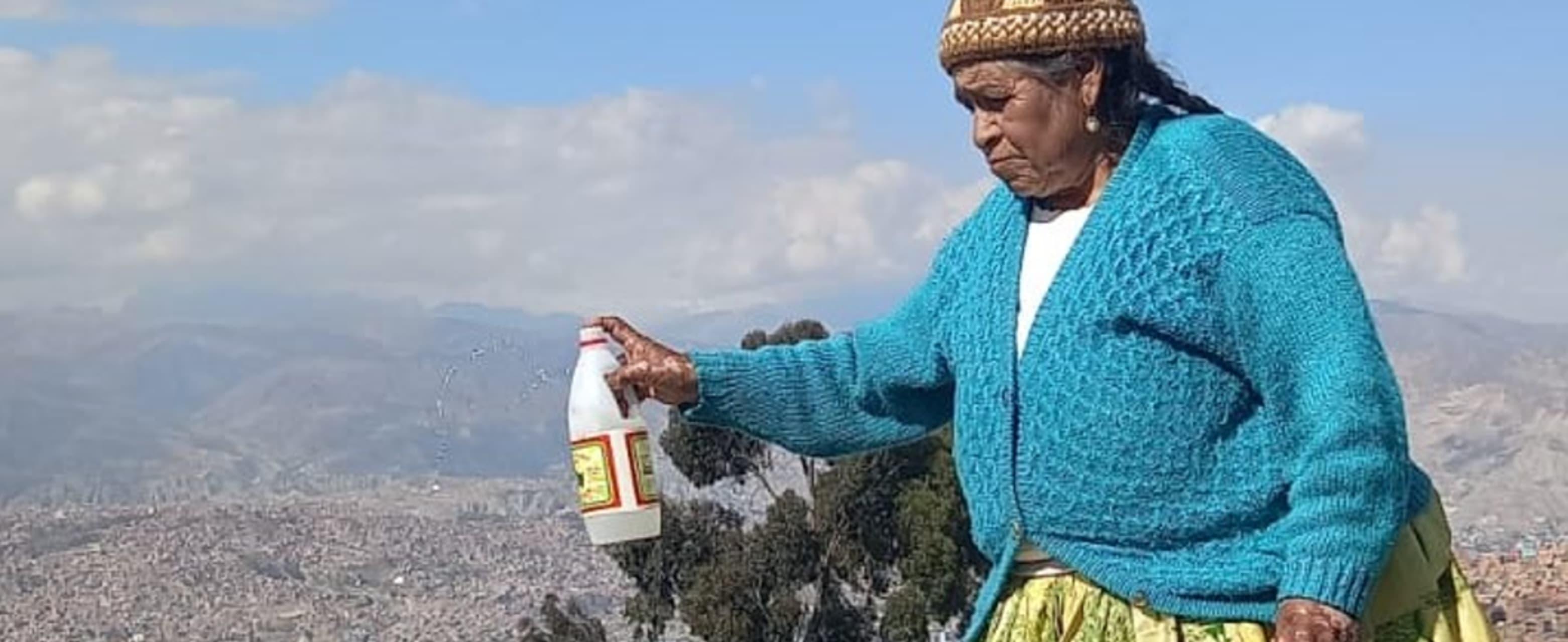 La Paz - Andean Ritual