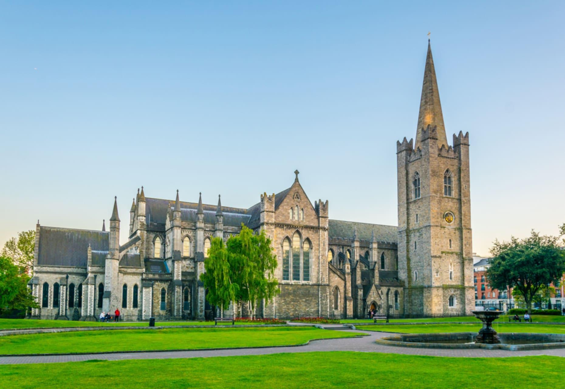 Dublin - St Patrick's to the Bayno