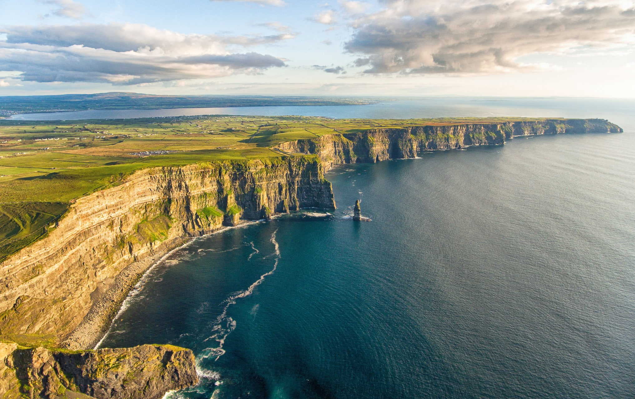 West of Ireland - Cliffs of Moher, County Clare