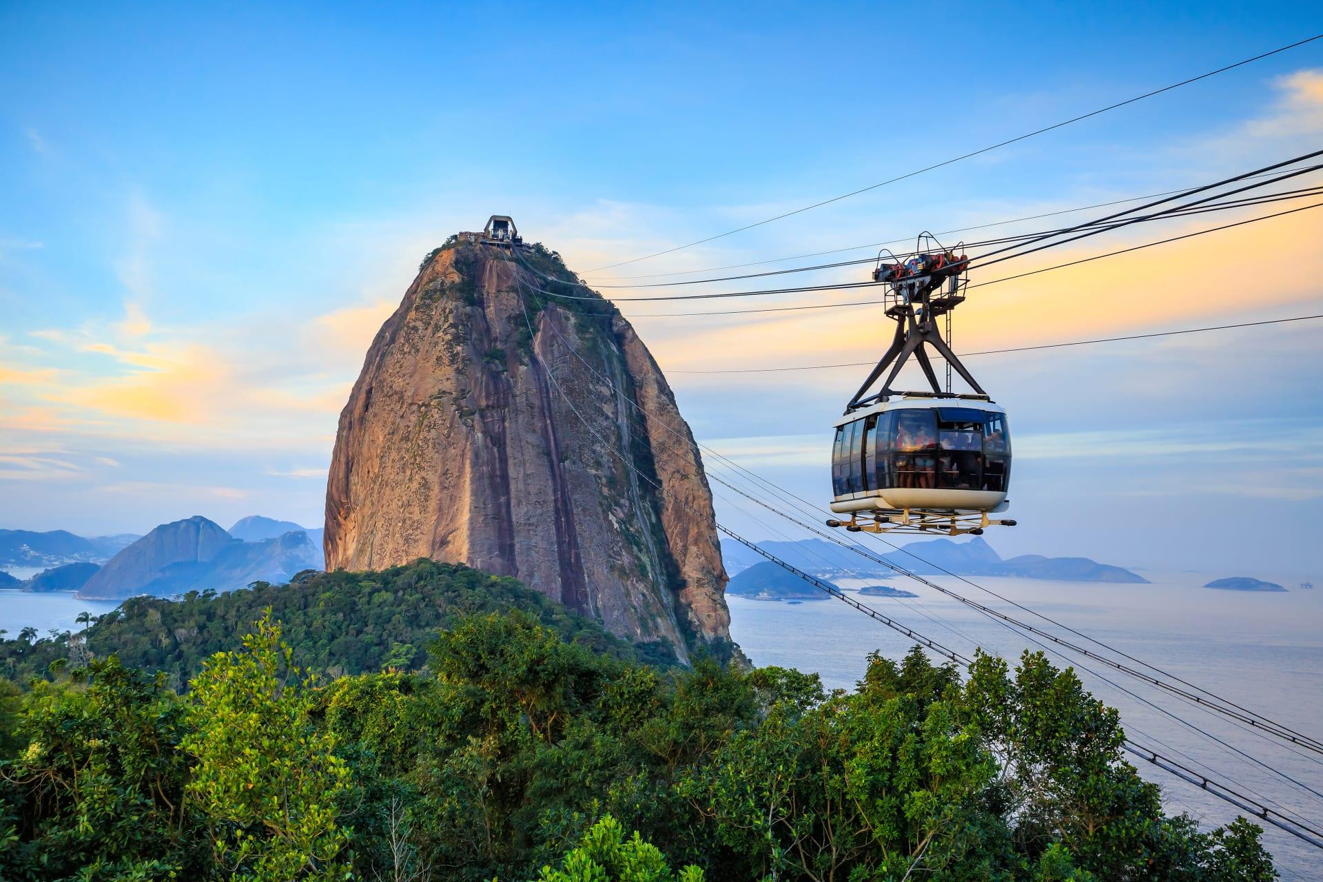 Rio de Janeiro - Sugar Loaf Mountain