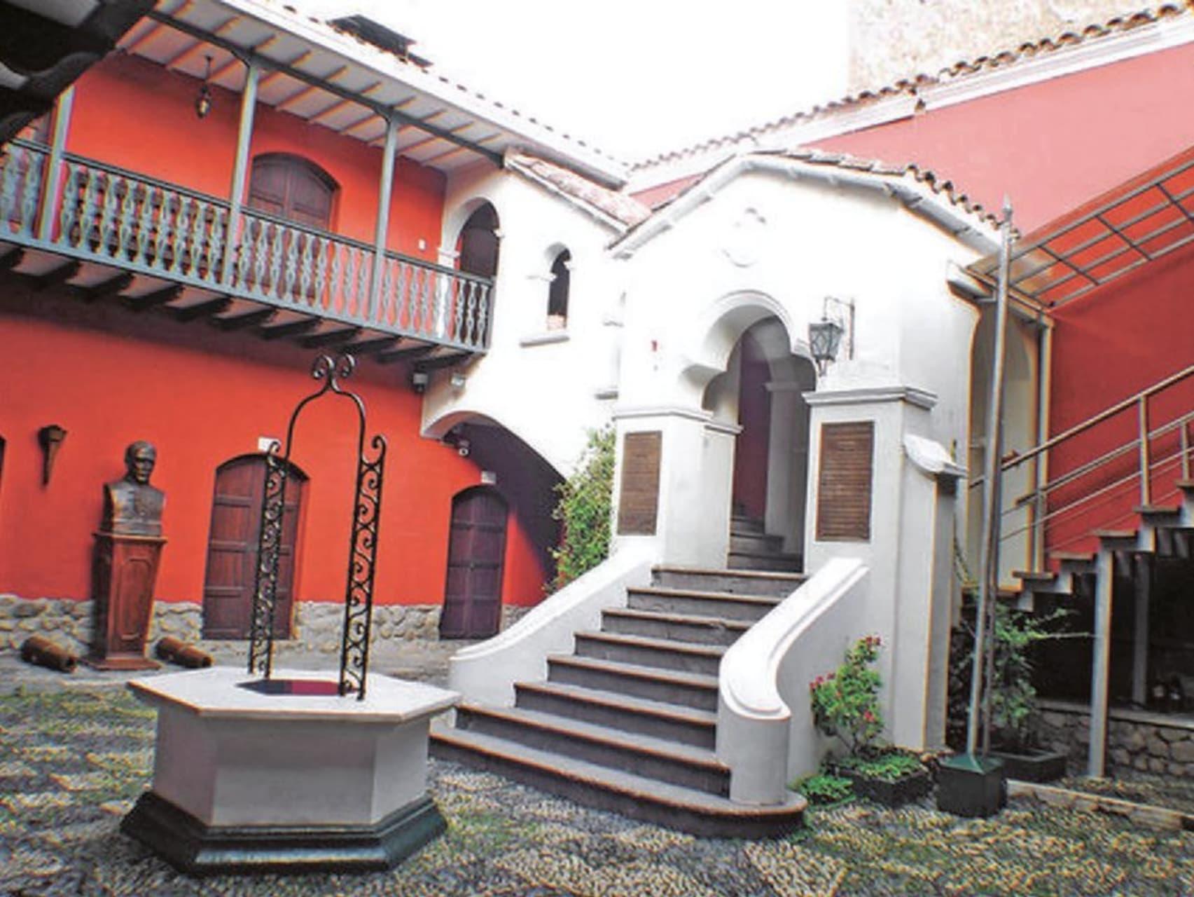 La Paz - Murillo House Museum