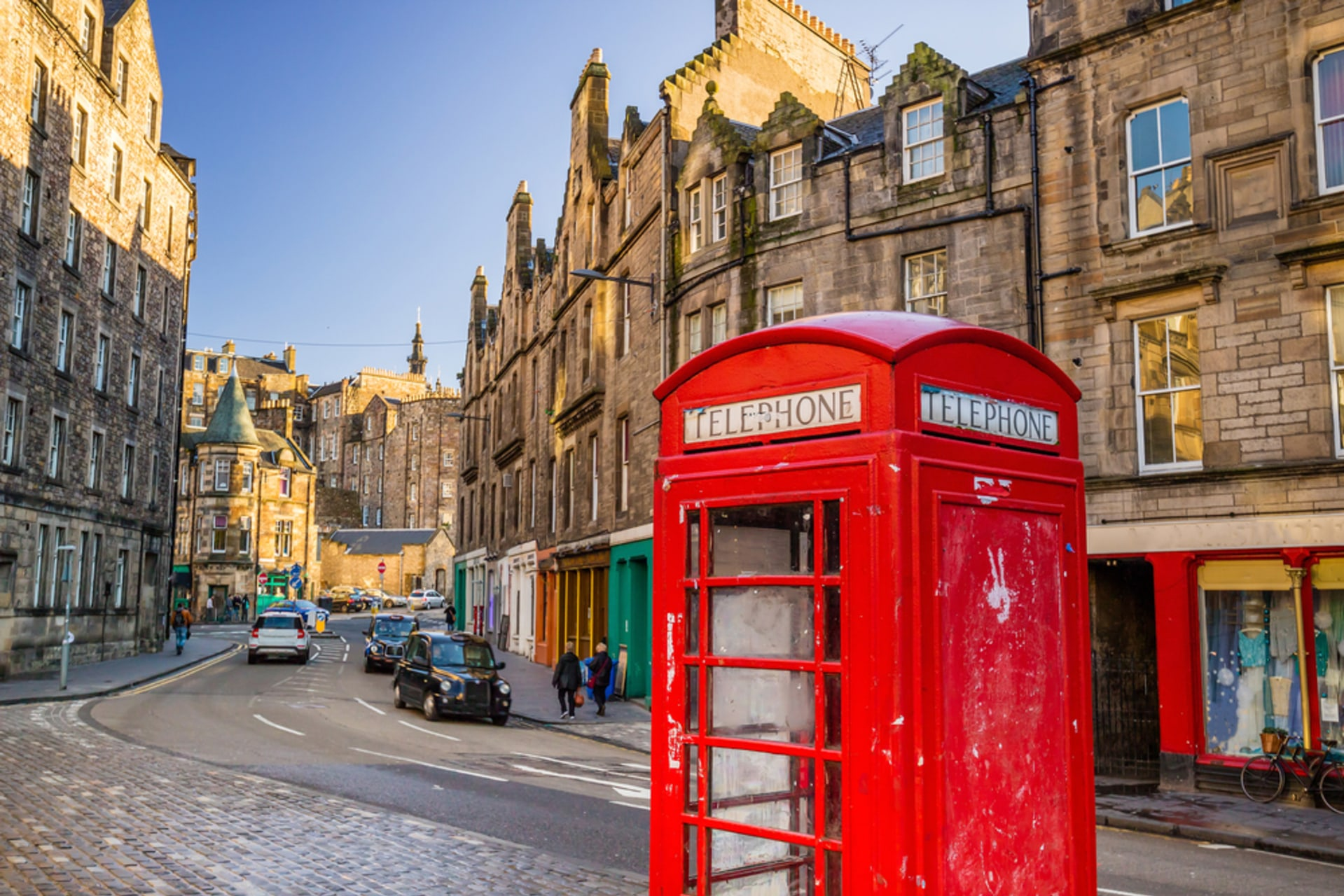 Edinburgh - Edinburgh - The Good, The Bad and the Ugly by Invisible Cities
