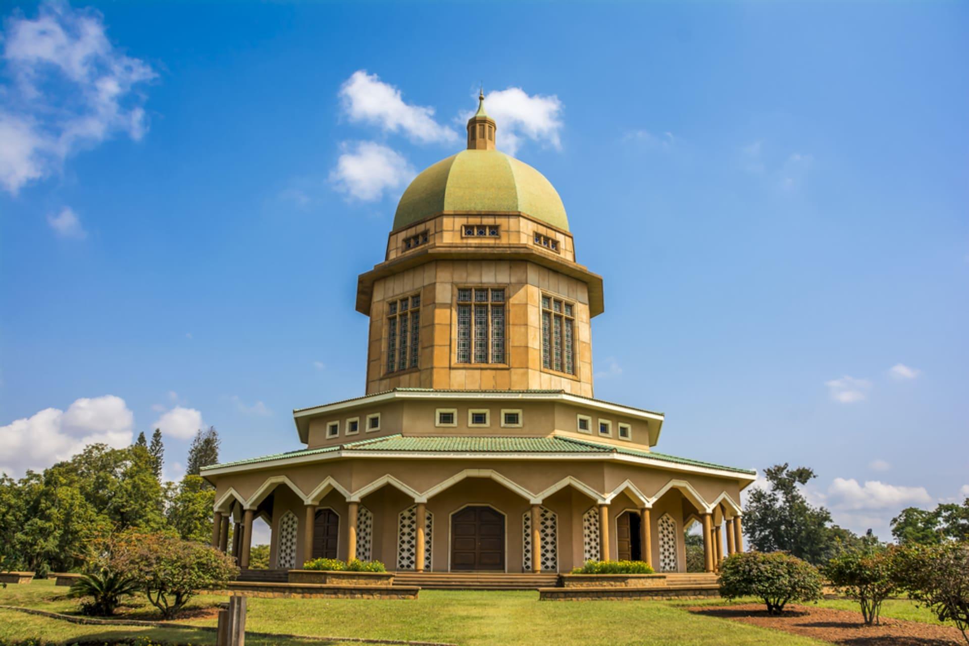 Kampala - Bahai Temple