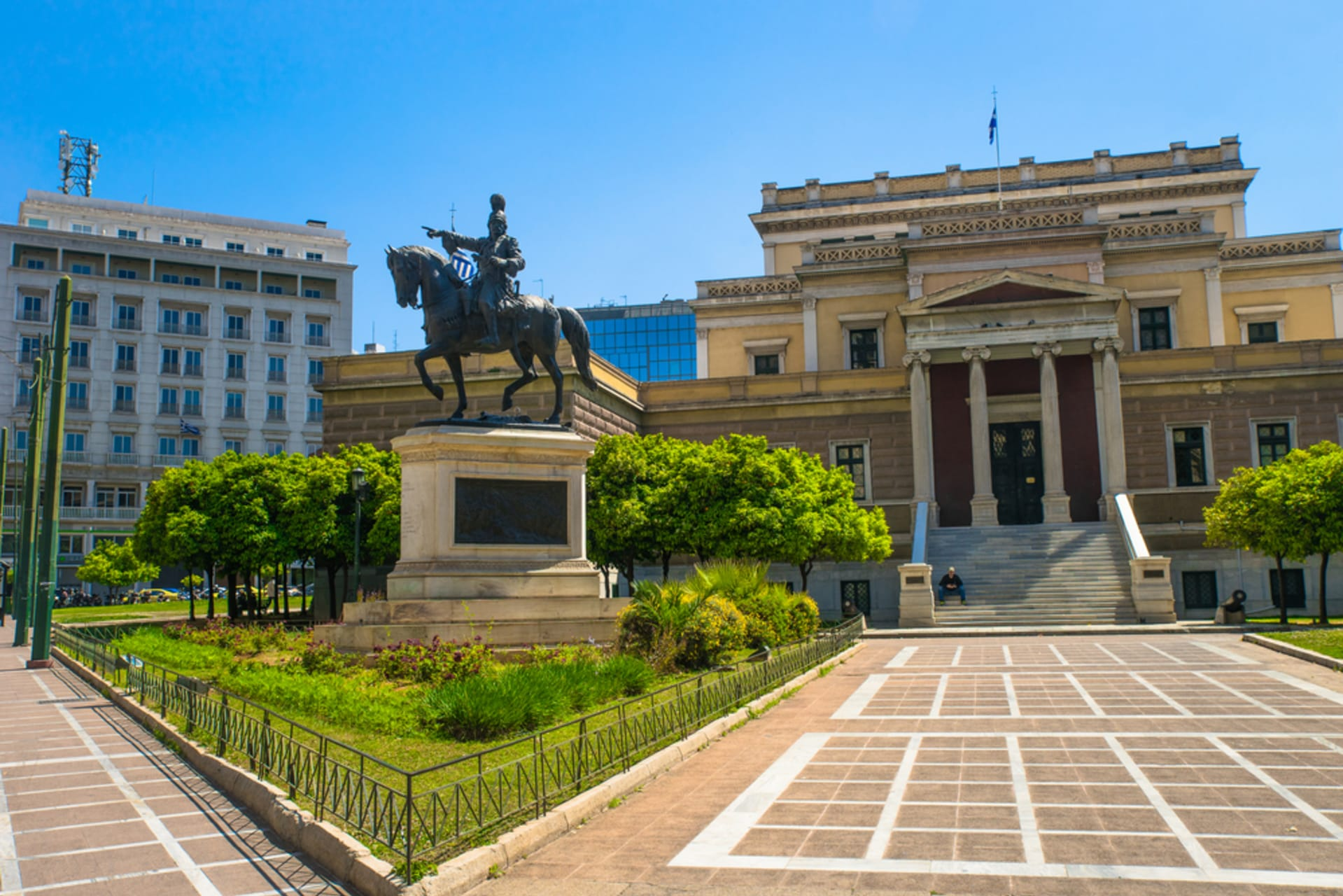 Athens - Syntagma Square: Athens' modern history at its very centre