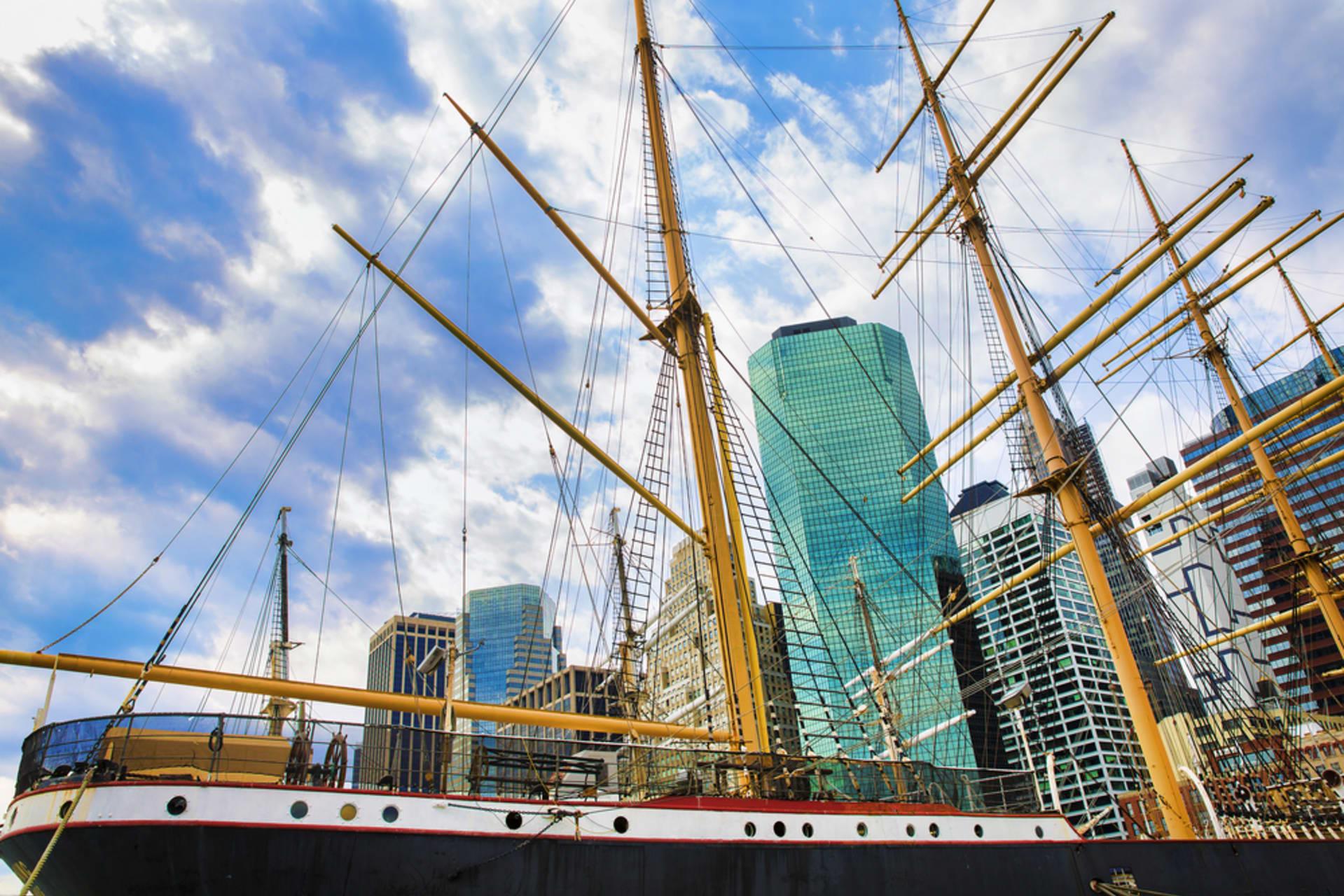 New York - South Street Seaport