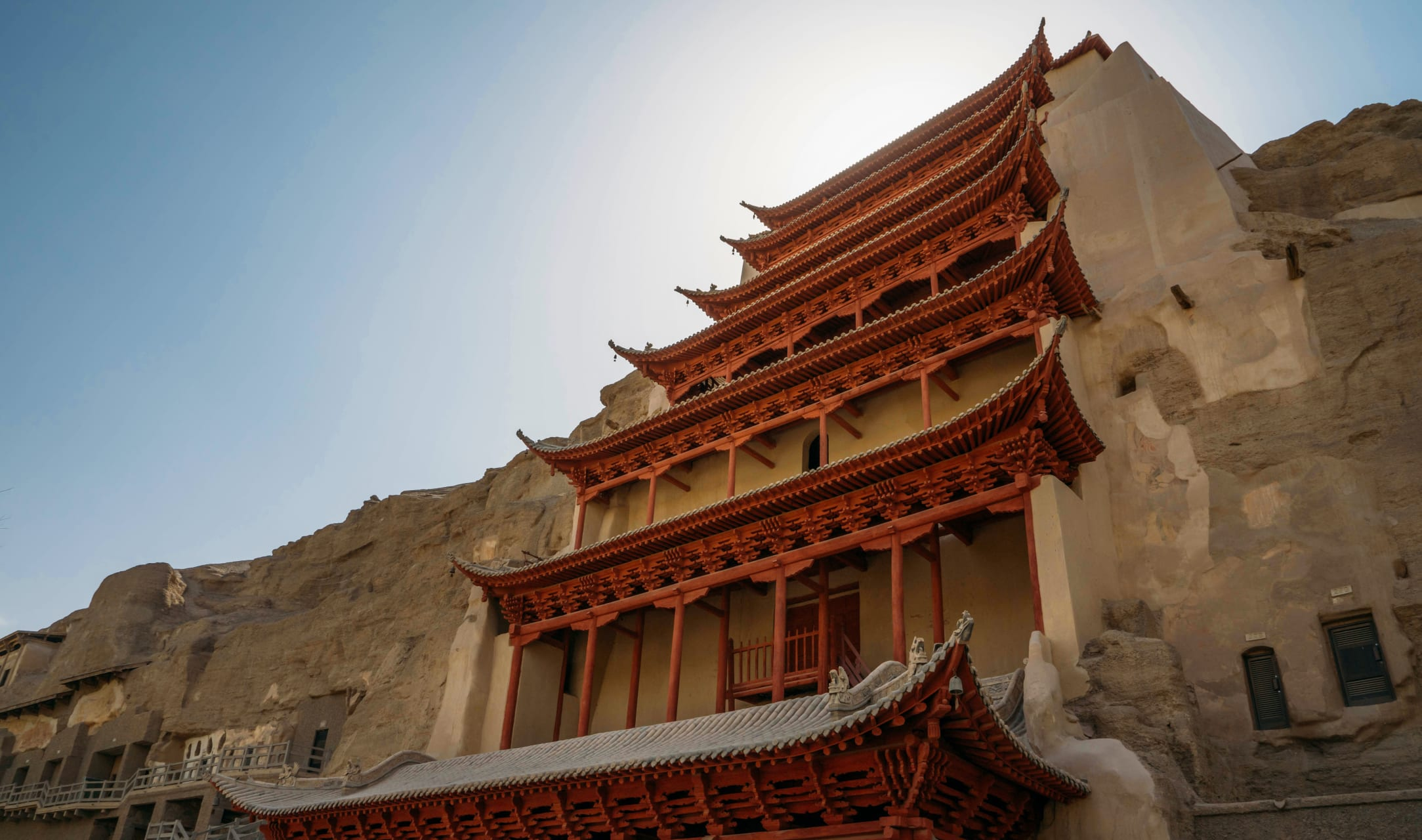 Hexi Corridor (China's Silk Road) - Mogao Caves: 1500-Year-Old Buddhist Grottoes on the Silk Road
