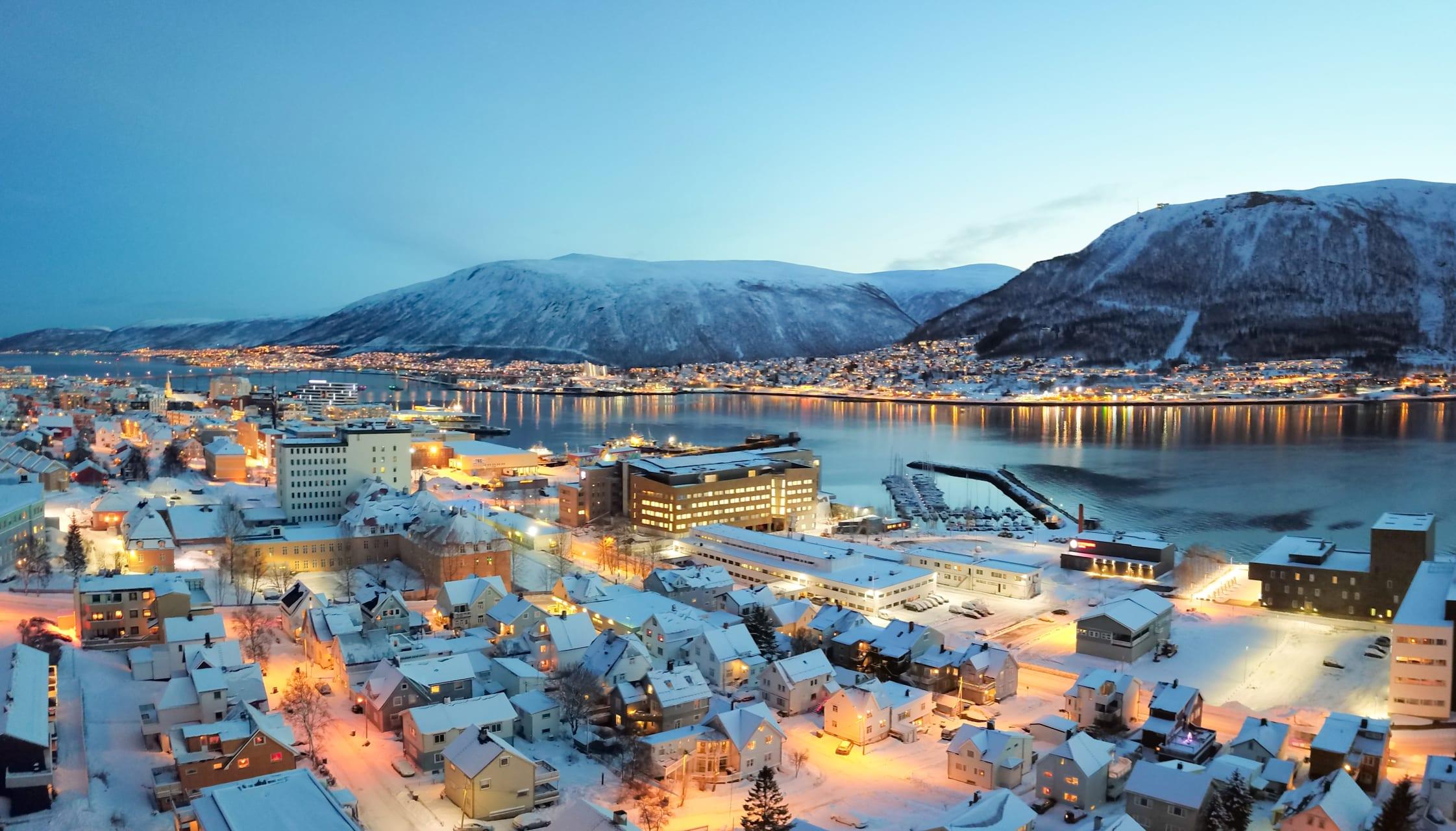 Northern Norway - Tromsø, The Paris of the North