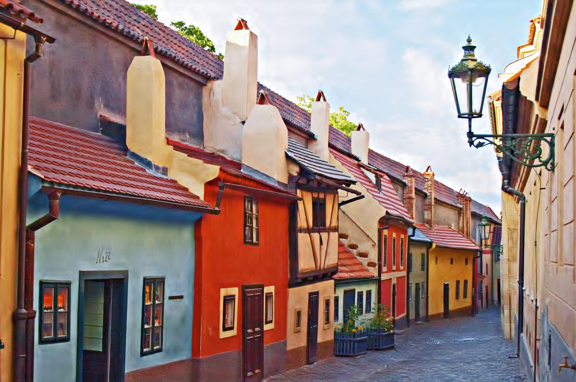 Prague - Architecture and Symbolism beneath Prague Castle