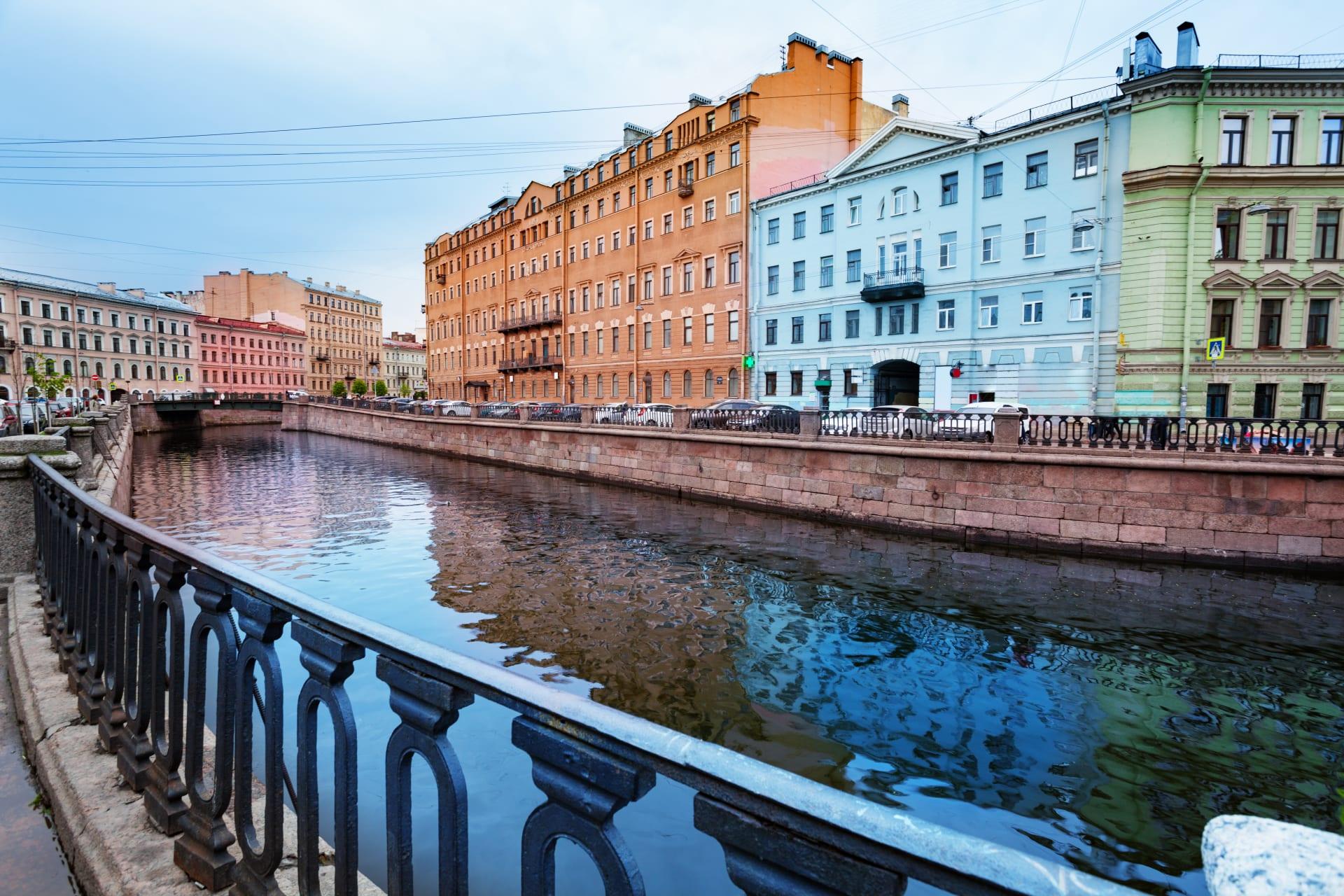 Saint Petersburg - Fyodor Dostoyevsky in Saint Petersburg Part I
