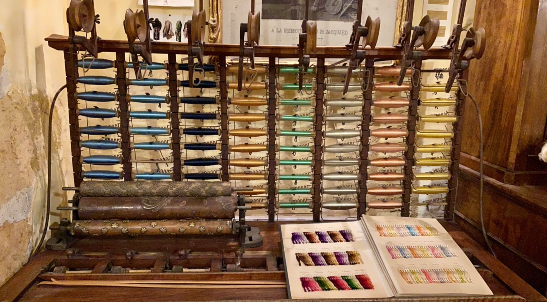 Lyon - Silk Manufacturing: the Living Tradition of Lyon