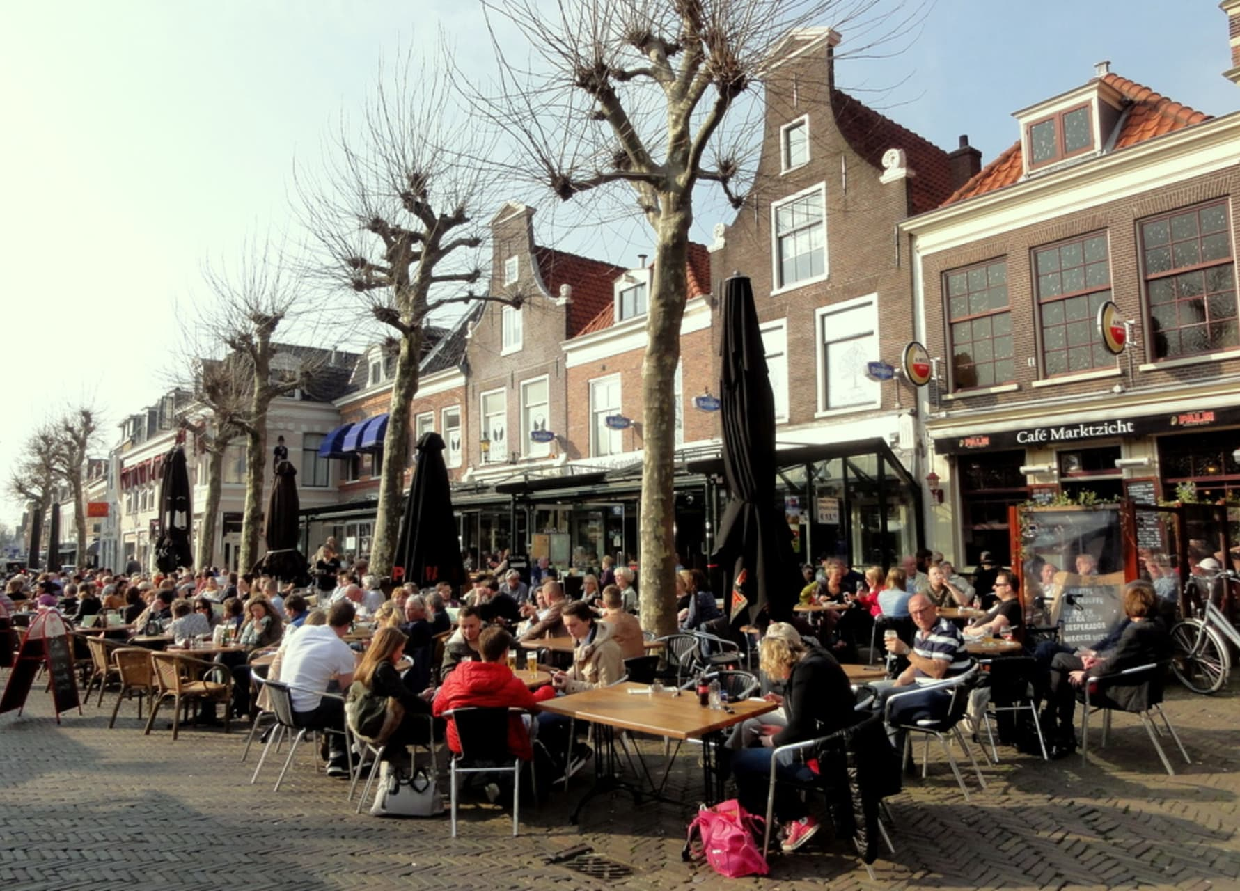 Haarlem - The Butter Market and Beyond