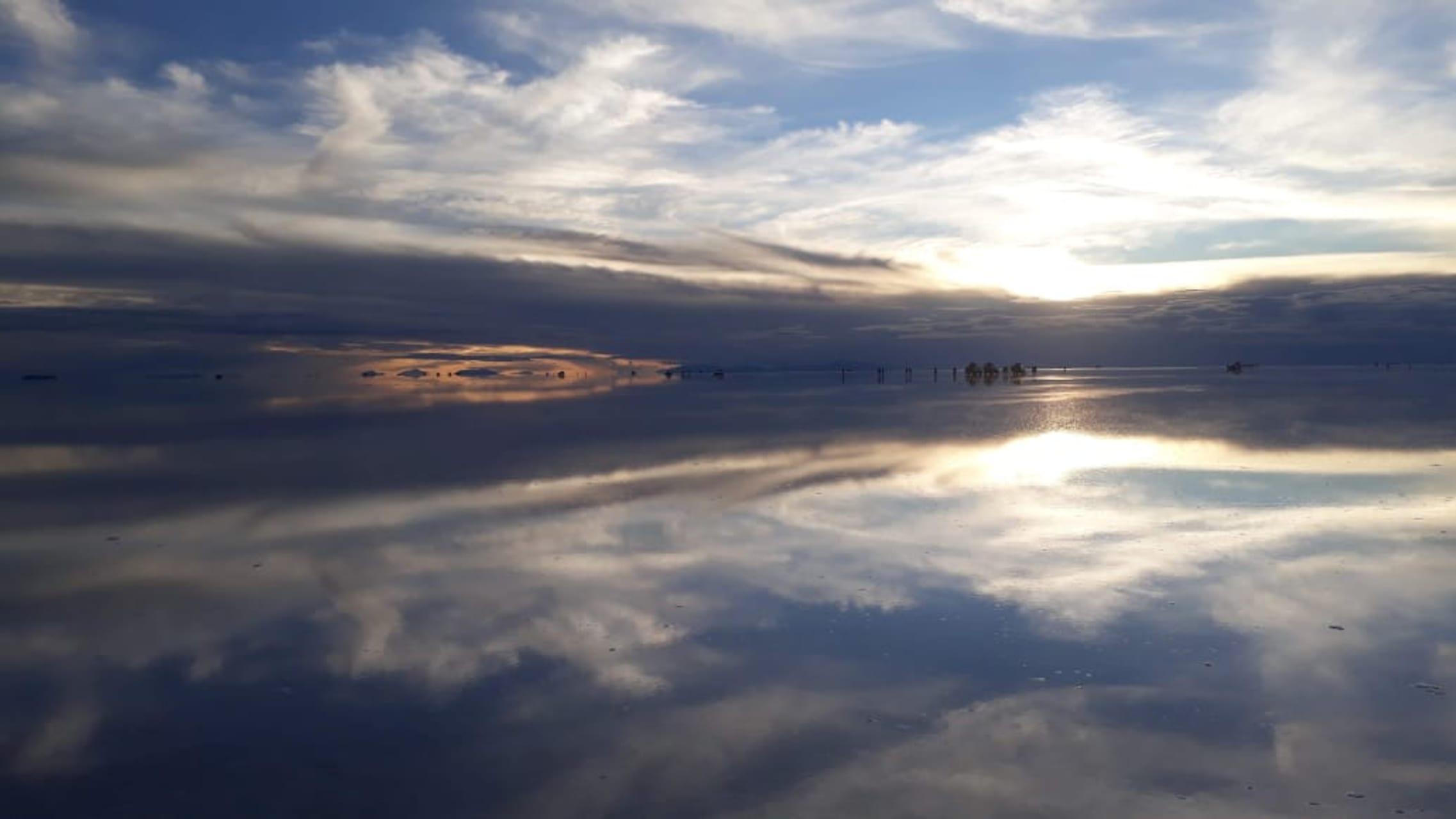 La Paz - Salt Flat: Largest Salt Reserve in the World
