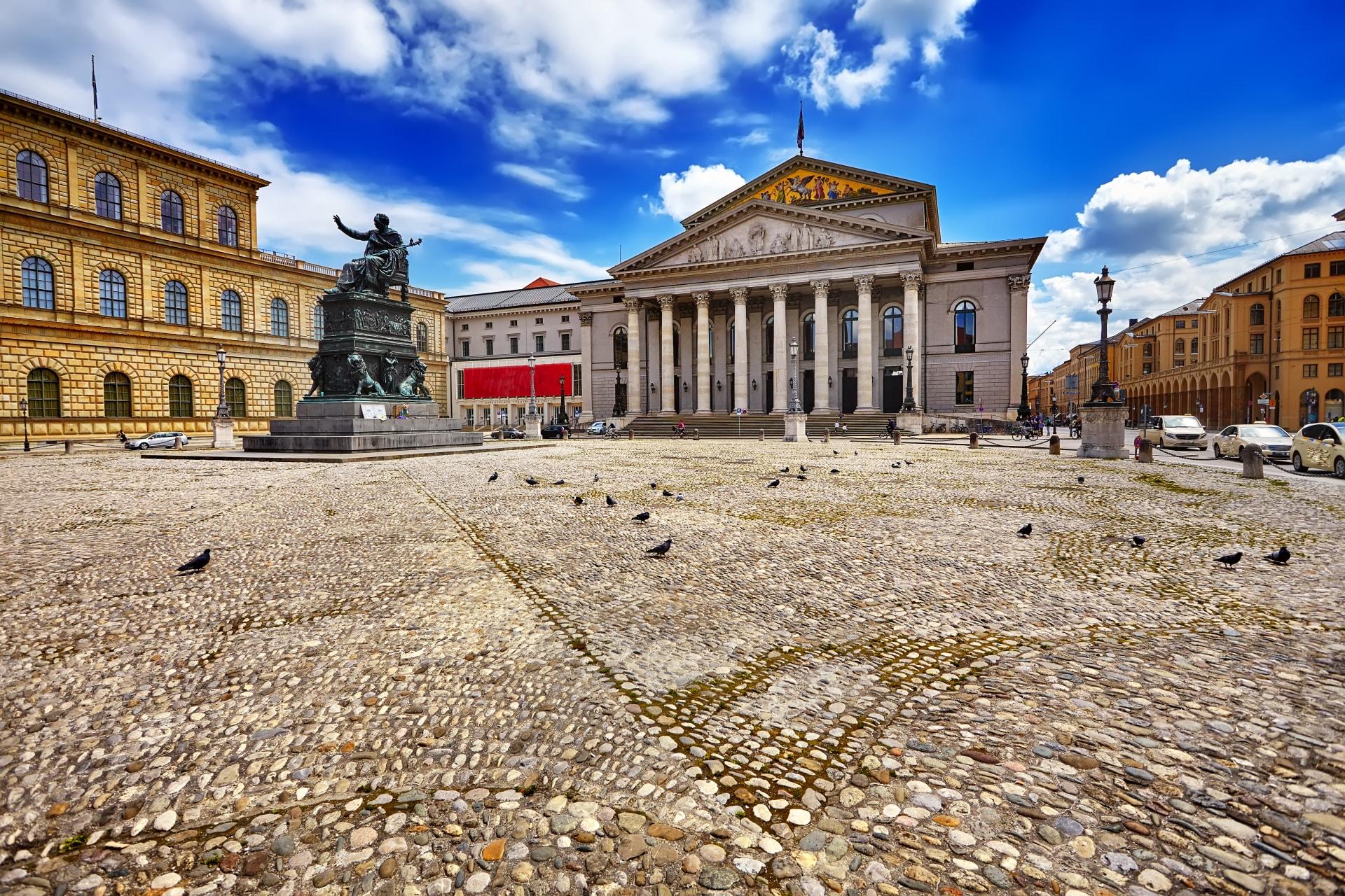 Munich - Munich Walking Tour: The Highlights of Munich Part 2