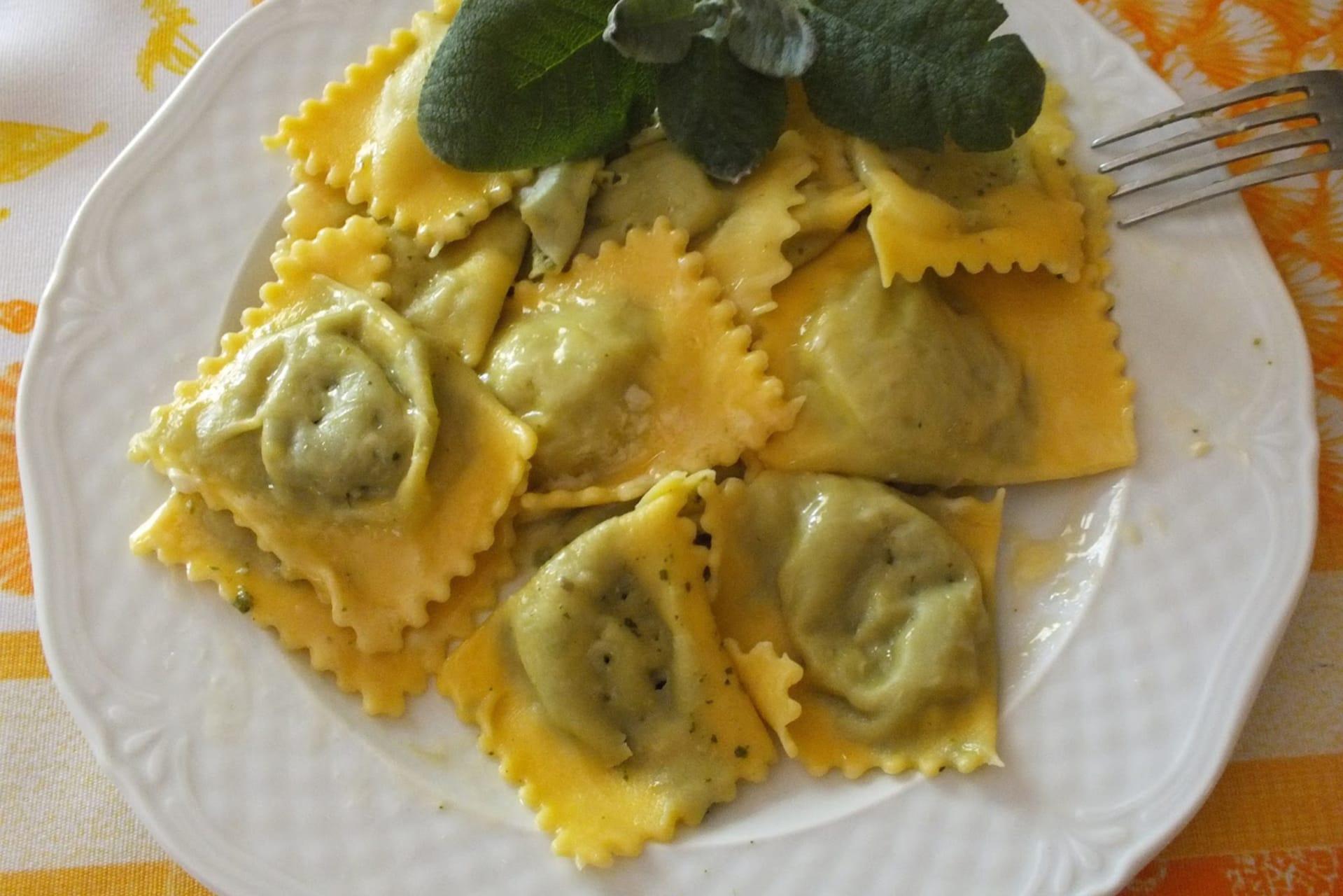 Ravenna - Tortelli Verdi di Parma: from Emilia with Love