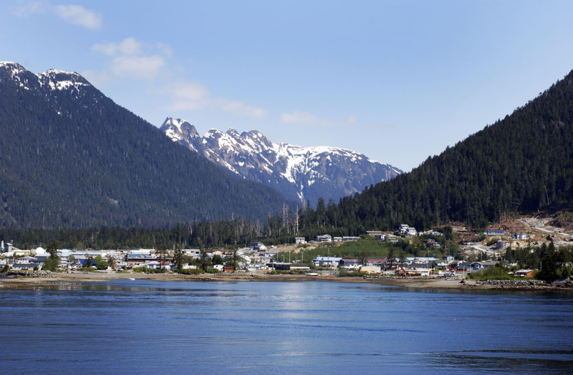 Sitka Alaska - Native Alaskan Culture meets Early Russian Influence