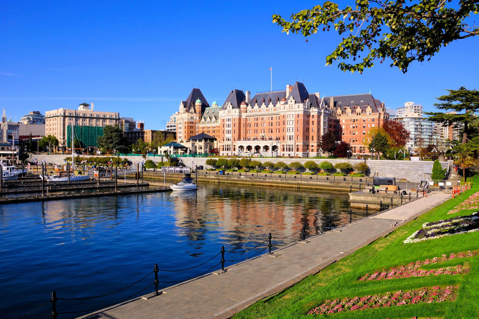 Victoria, BC - Victoria, BC, Canada - A Bundle of Contradictions (Guide's Choice).