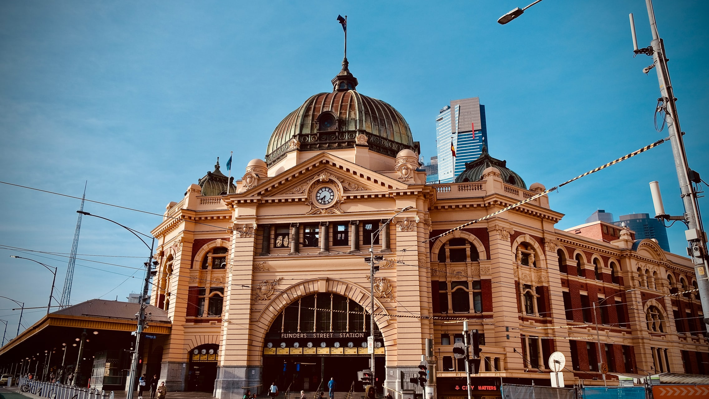 Melbourne - City Sights of Melbourne